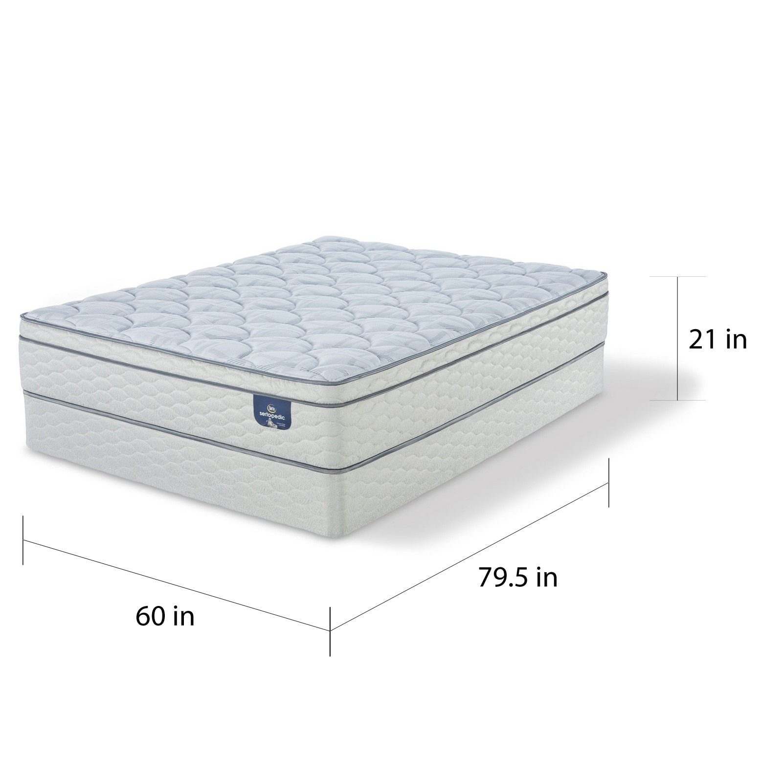 queen technology mattress perfect com page sleeper product nanotex with serta qvc pad