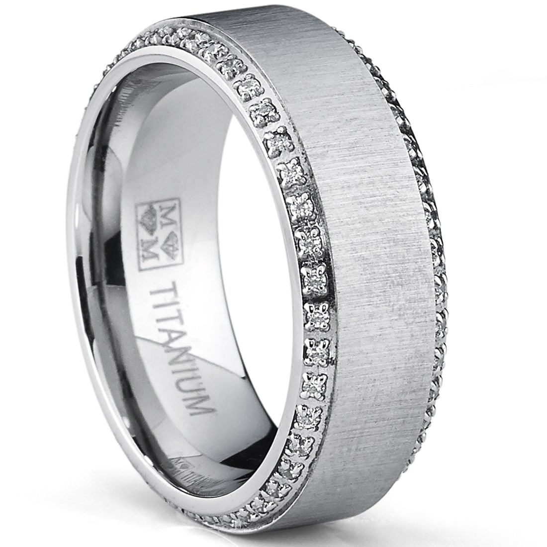 online bands jewelry wedding shop in p comfort fit ring platinum for