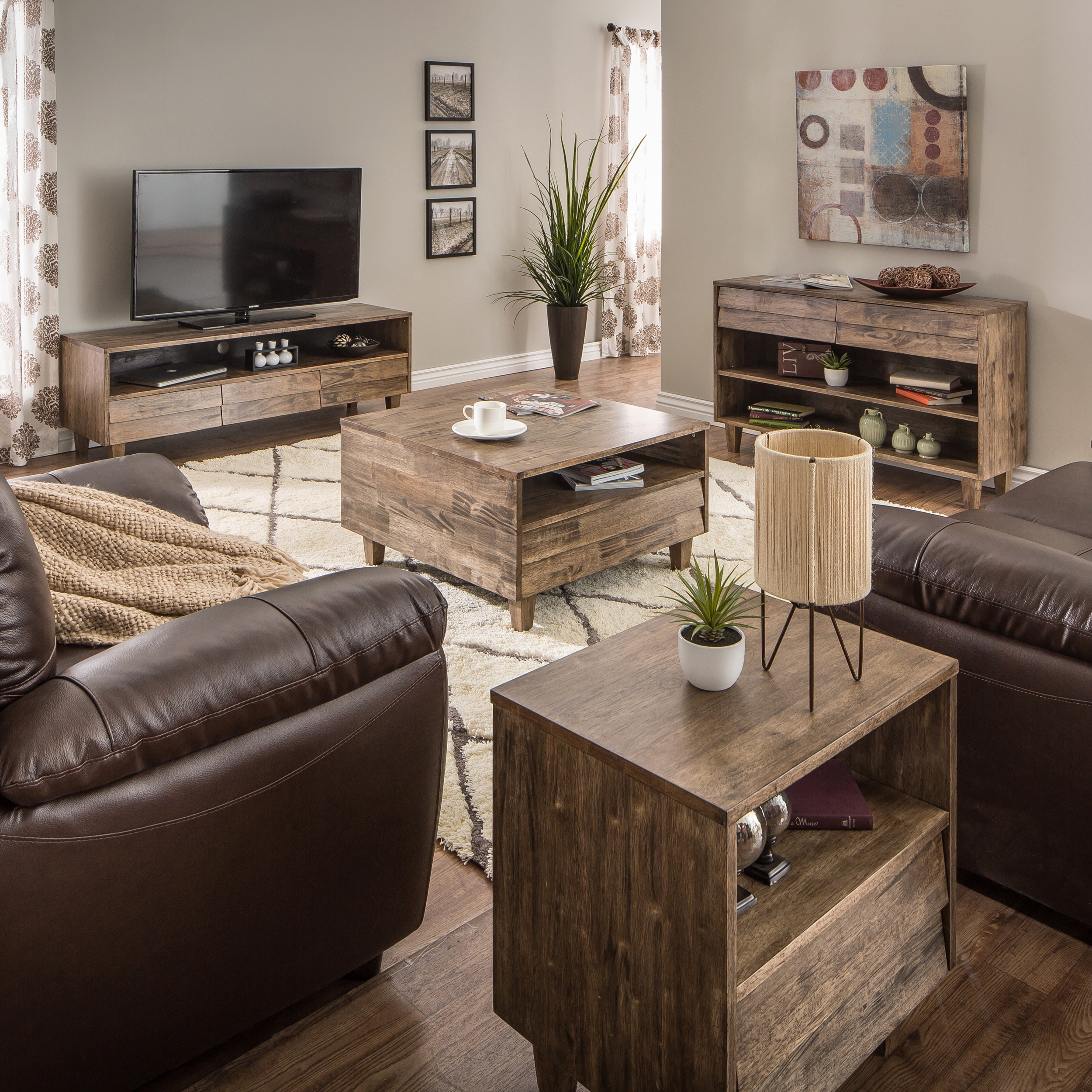 sides magnussen both classic on drawer ideas top home with table glass drawers products color and great coffee