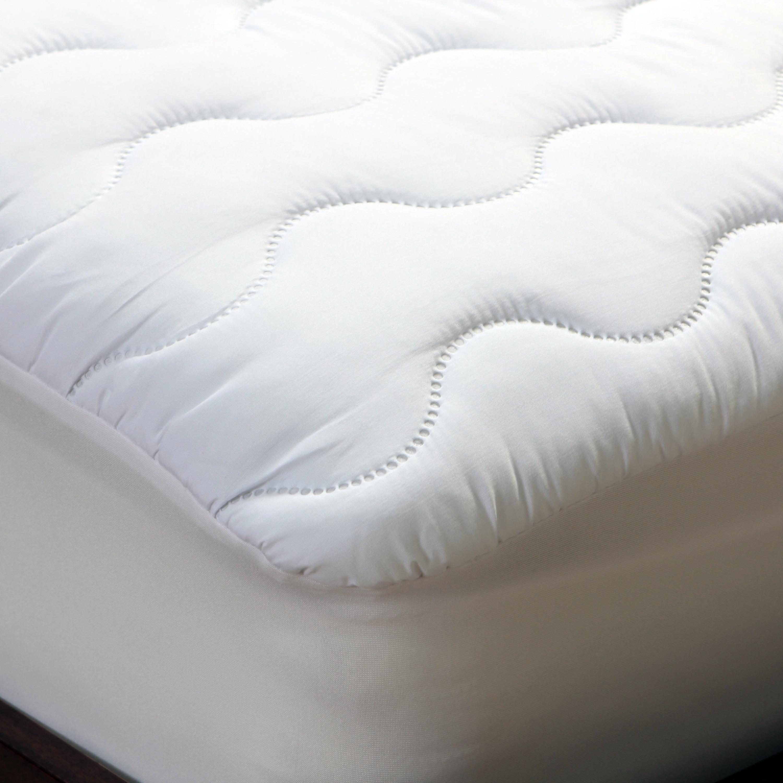 terry white waterproof tru cover king crib itm mattress lite protector cal new