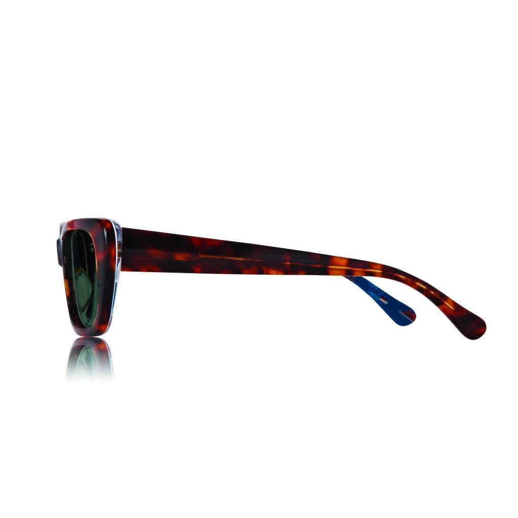 91fa85b3a9 Shop Raen Chaise Tortoise and Aloha Sunglasses with Green Lenses - Free  Shipping On Orders Over $45 - Overstock - 9096358