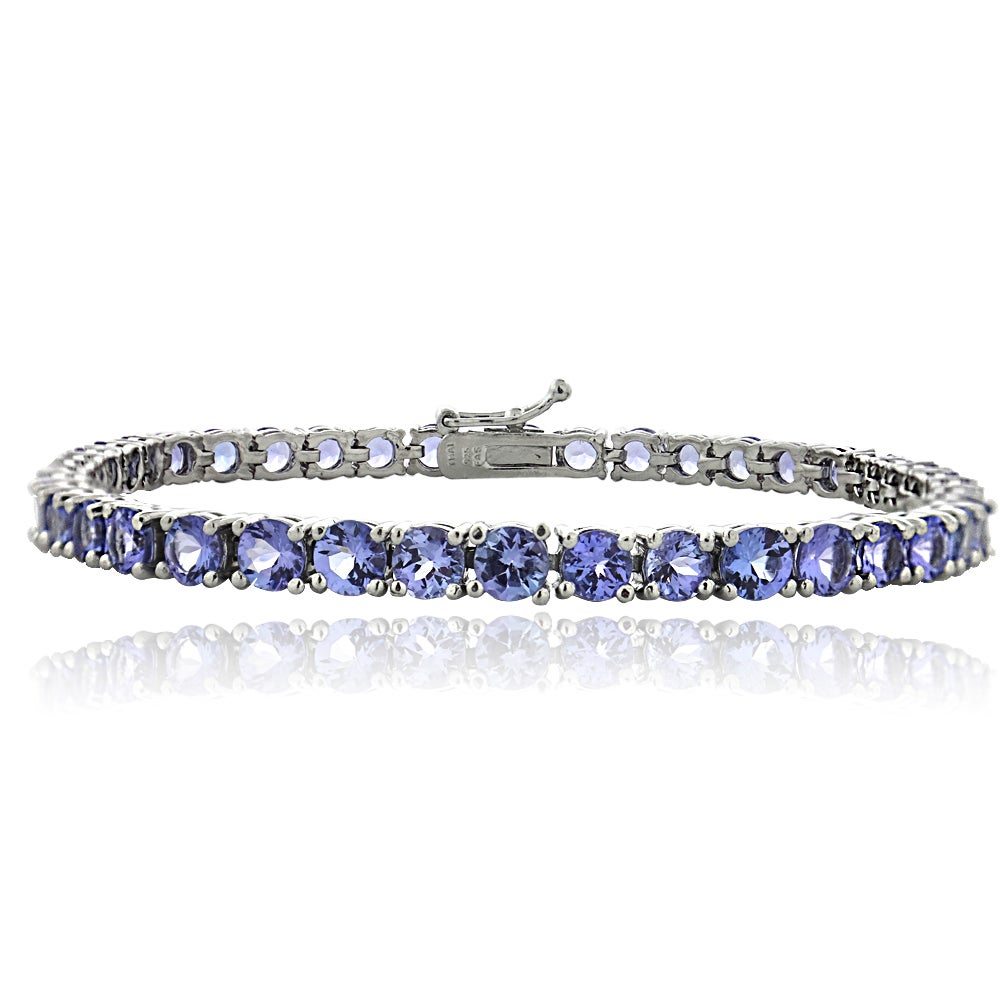 jared gold jar white ct to tw diamonds jaredstore zoom hover bracelet en mv zm tanzanite