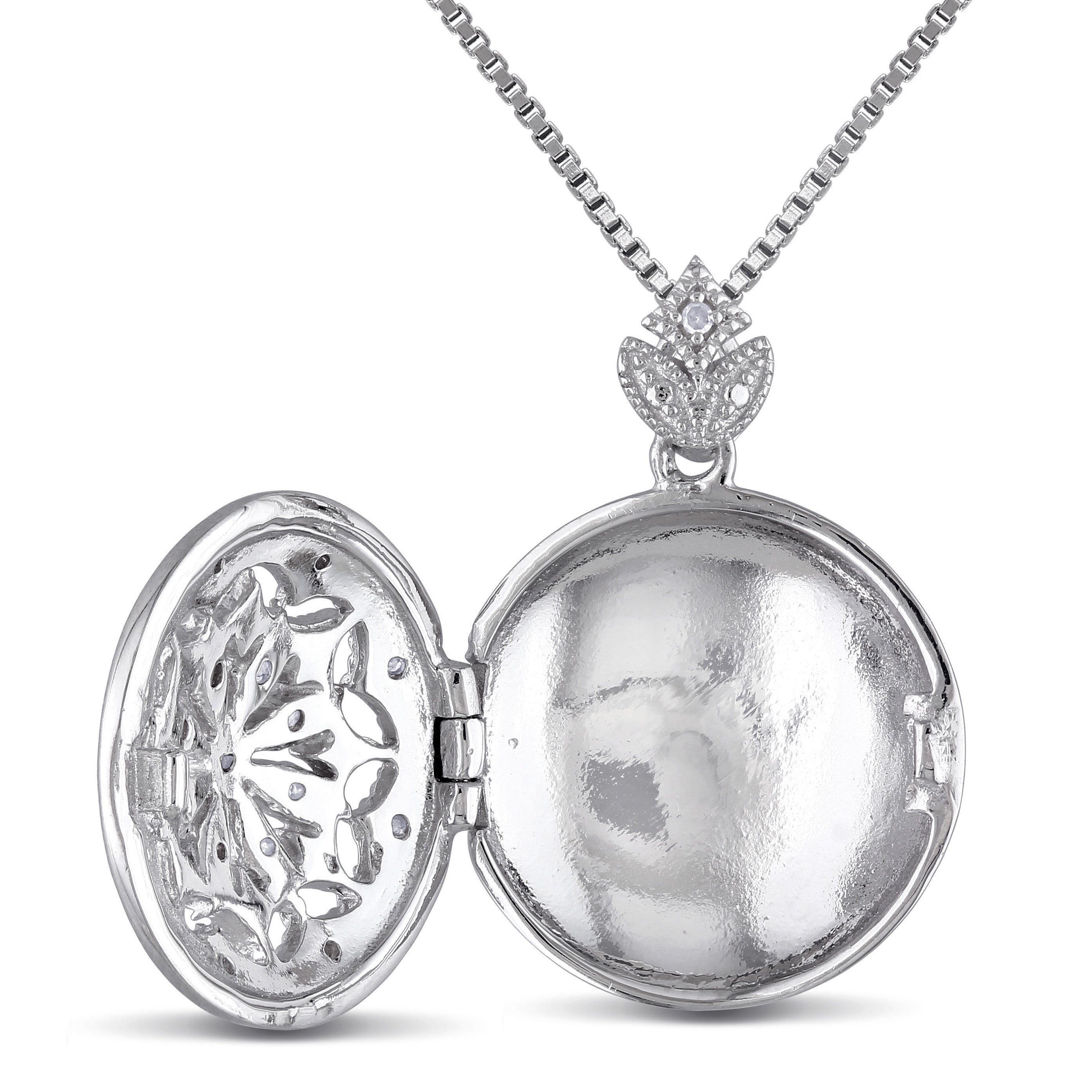 locket grams silver weight rhodium with cross dove width length sterling lockets plated heart p