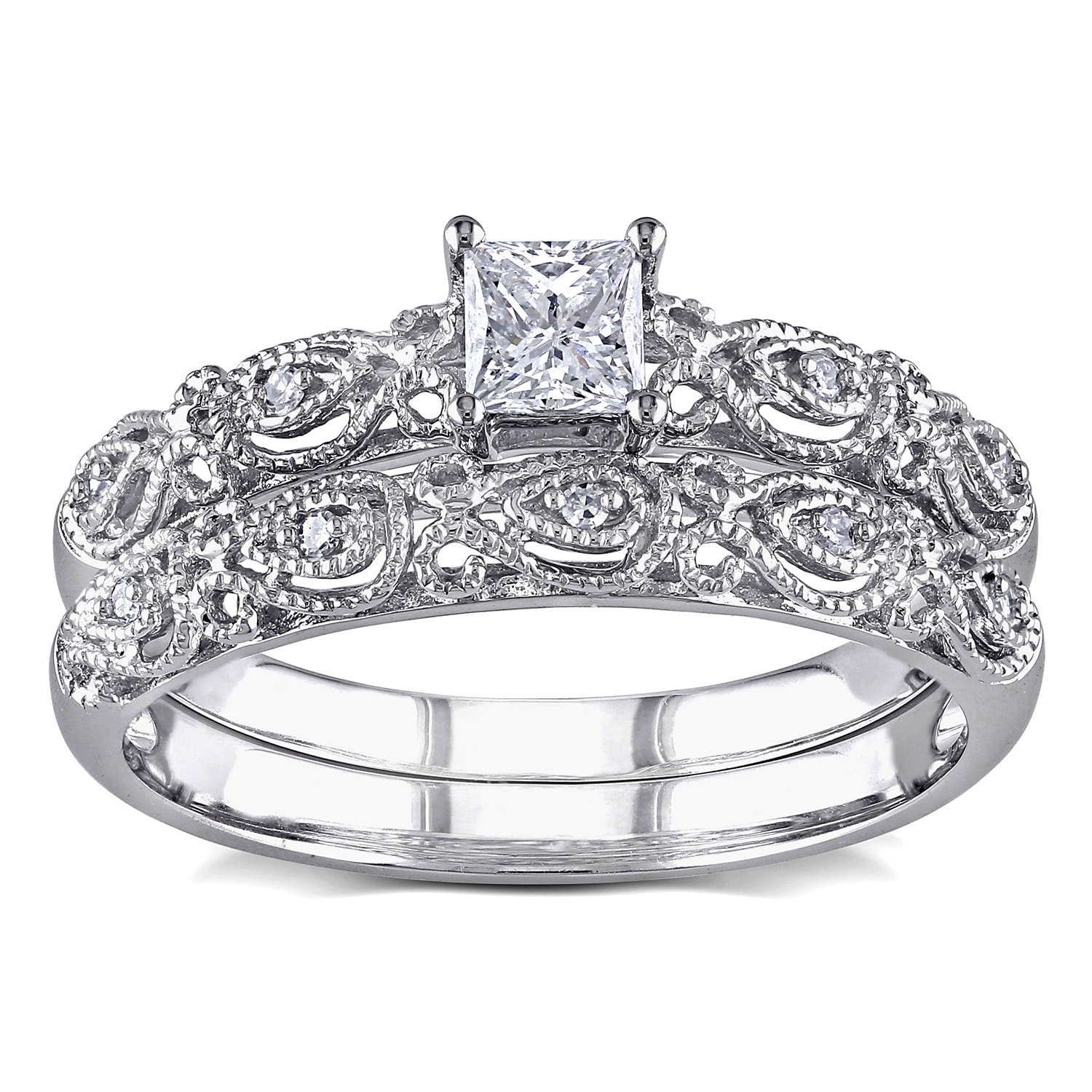 rings cut with this wedding diamonds five princess perfect pin is for diamond the anniversary ring stunning