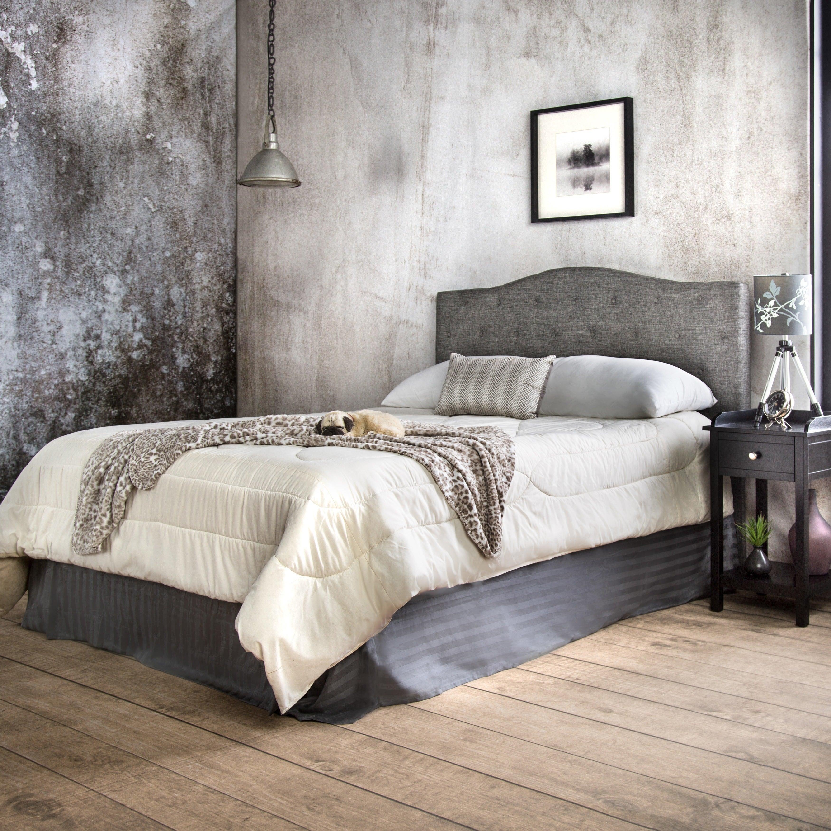 barn grey installation reclaimed diy product real from headboard made wood