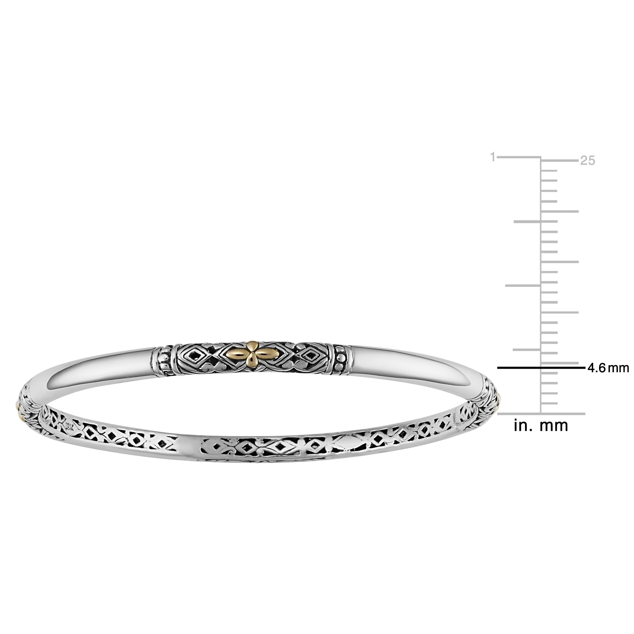and bangles white citrine sterling in yellow bangle gold bracelets silver sapphire italia pin prism bracelet plated