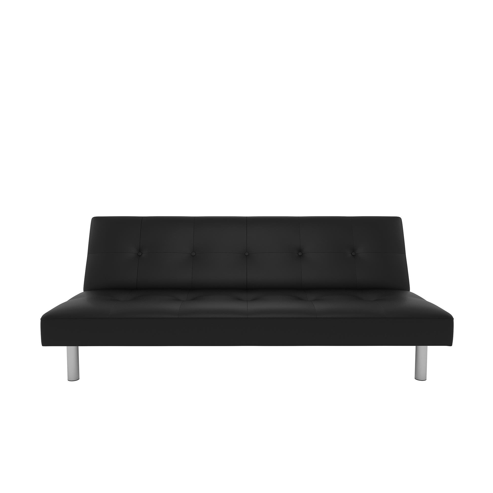 avenue greene noah futon sofa bed - free shipping today