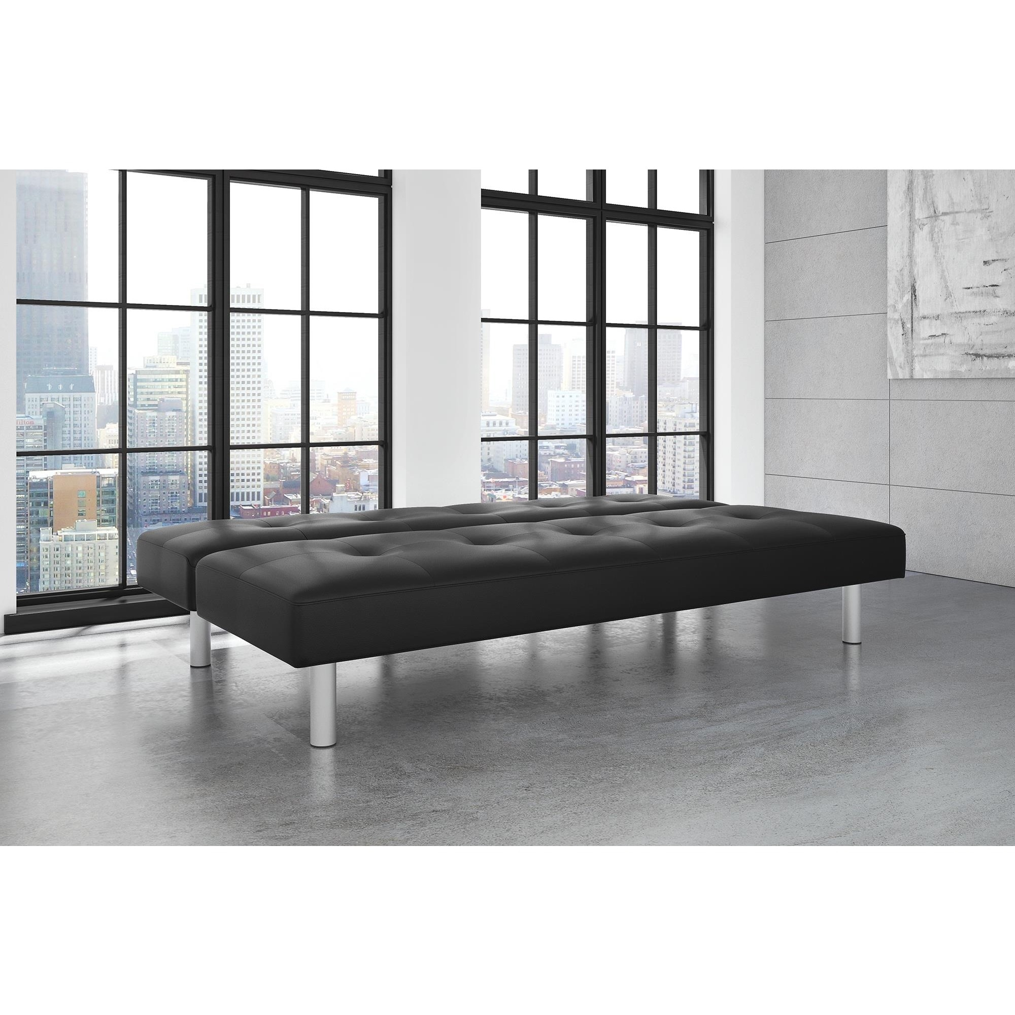 Avenue Greene Noah Futon Sofa Bed Free Shipping Today