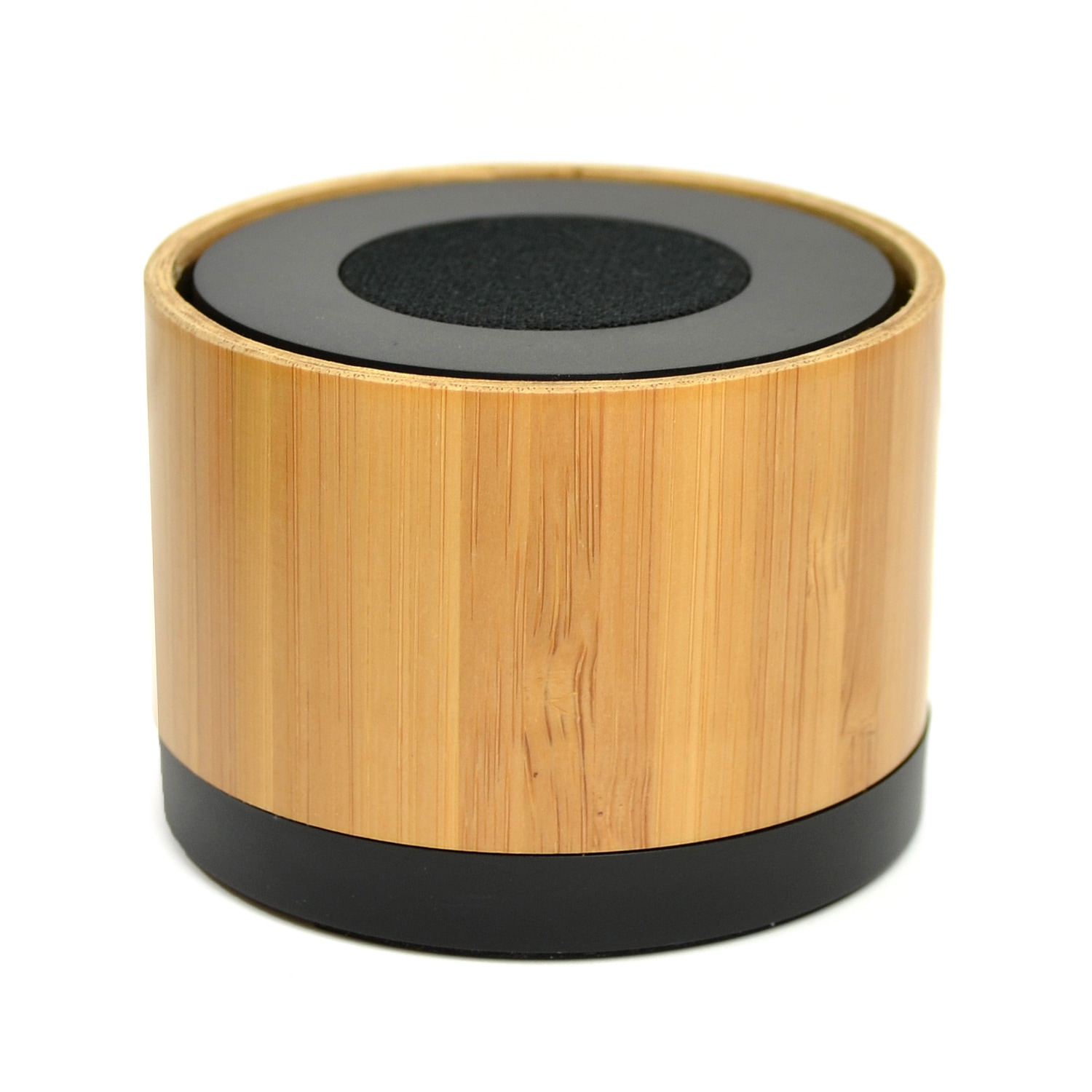 Shop Tmbr Bamboo Wood Wireless Bluetooth Speaker - Free Shipping On ...