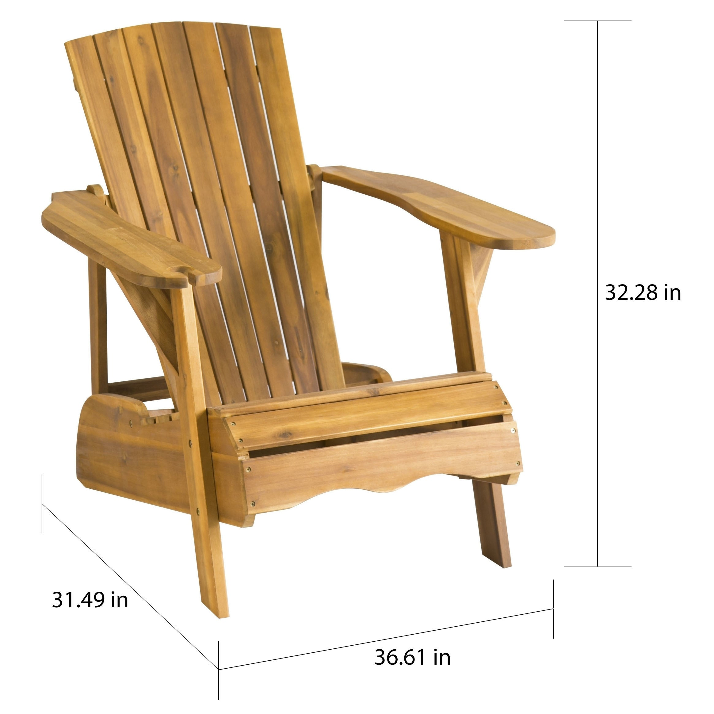 com chairs outdoor kotulas living classic finish deals furniture chair teak adirondack linon wood