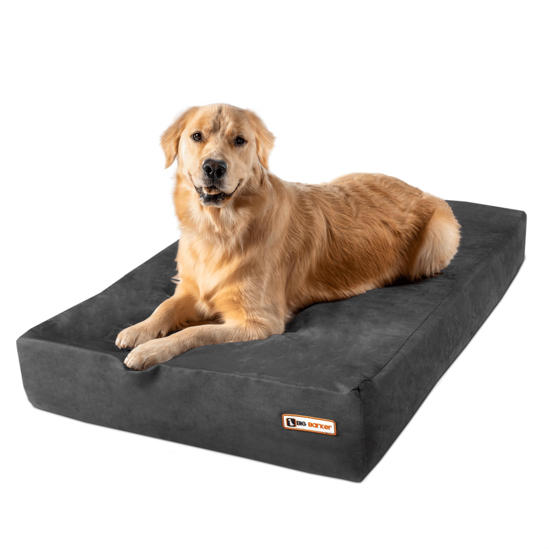 Big Barker 7 Orthopedic Dog Bed Sleek Edition Overstock 9129719