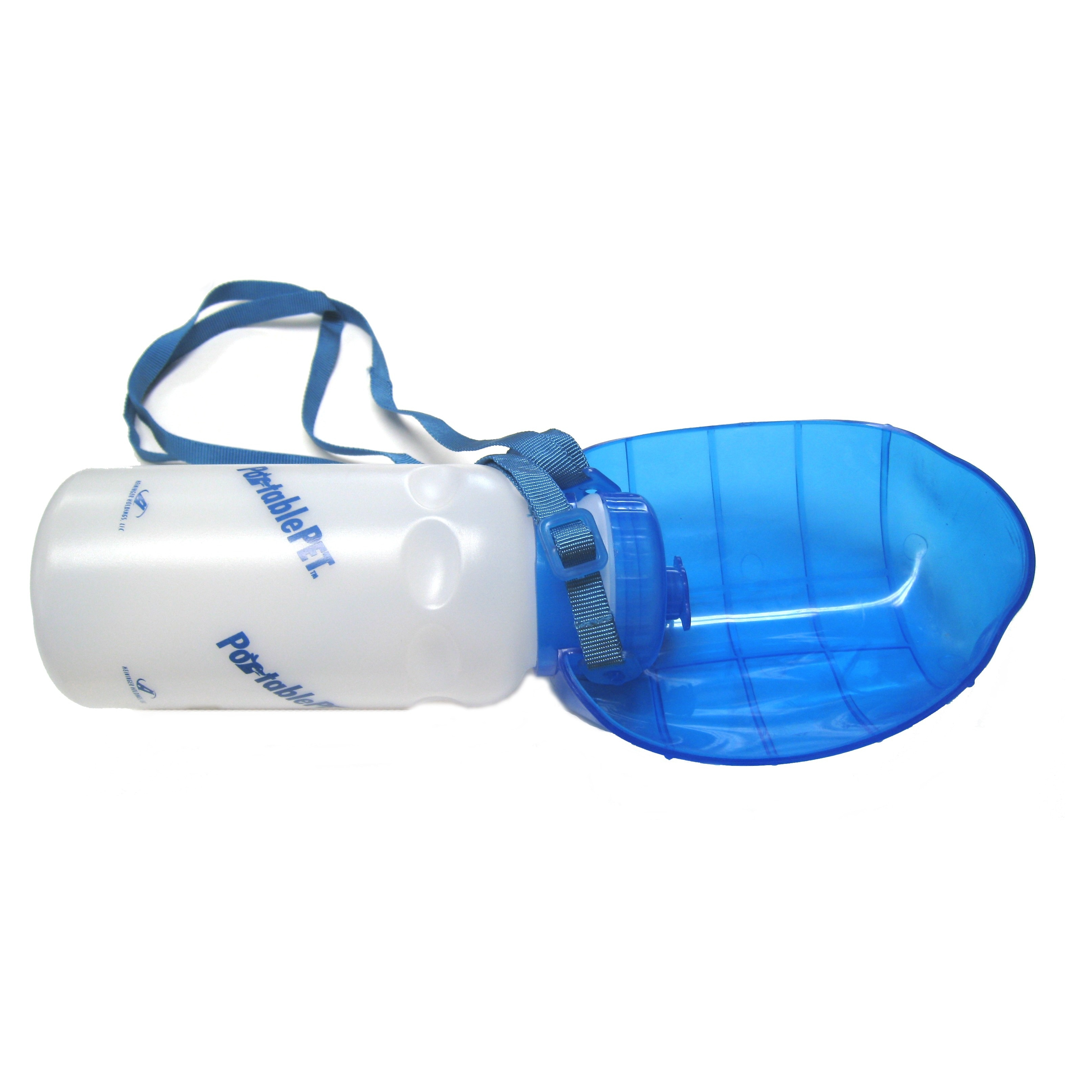 Shop Portabottle 20 Ounce Portable Pet Water Bottle 2 Pack   Free Shipping  On Orders Over $45   Overstock.com   9130085