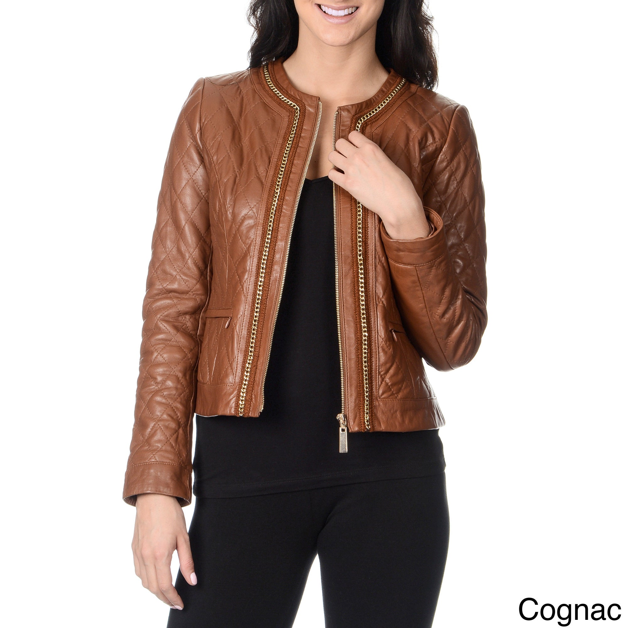 c size womens women coats us jacket trench blacksizechoose zip quilted outerwear asymmetrical quilt xs s camuto vince color belted