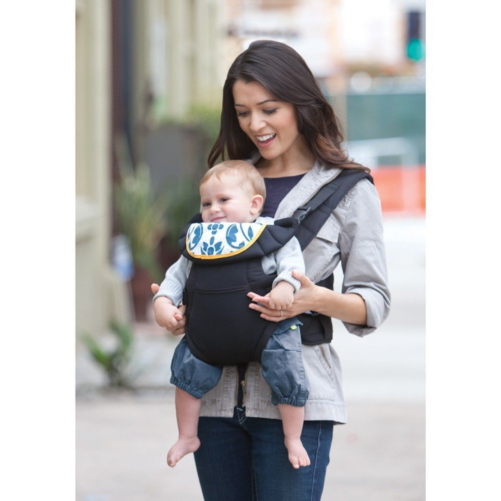 Shop Infantino Flip Front 2 Back Carrier In Black Free Shipping On