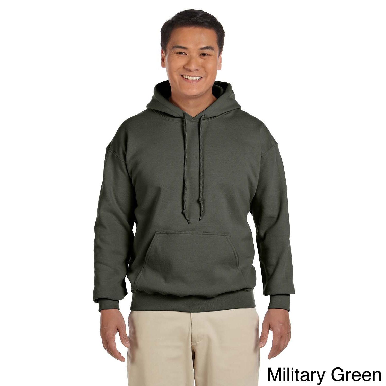 b37b6193 Shop Gildan Men's Heavy Blend 50/50 Hoodie - On Sale - Free Shipping On  Orders Over $45 - Overstock - 9143753