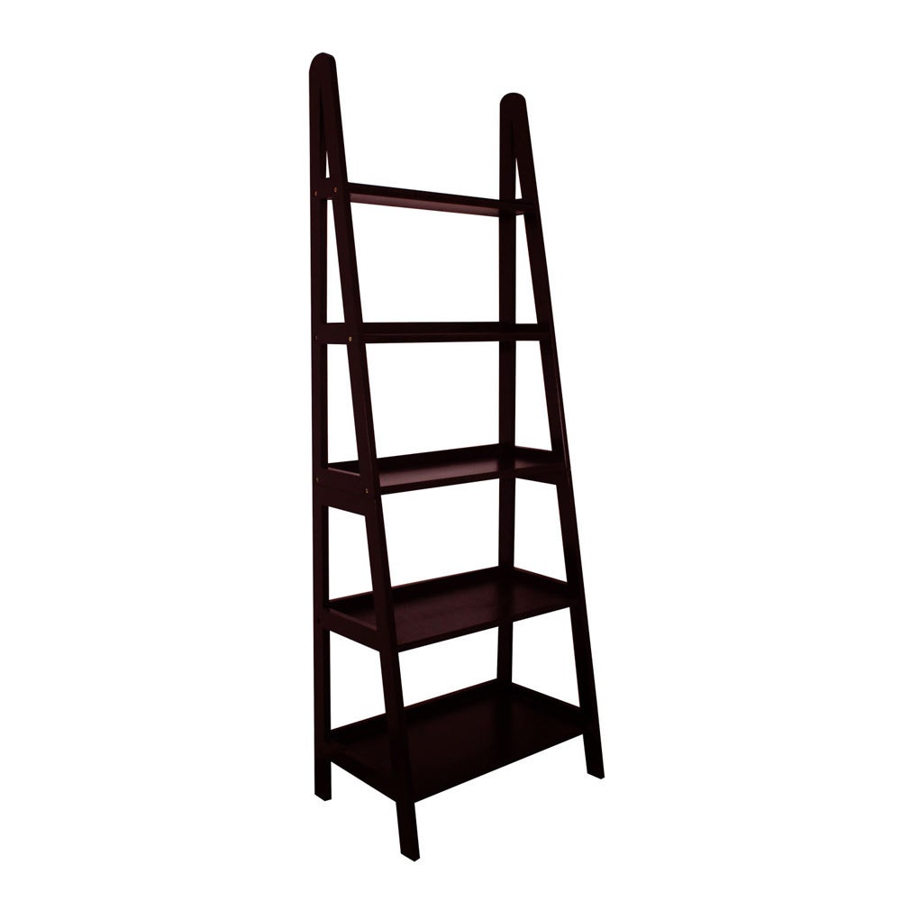 Shop Mintra 5-tier A-frame Ladder Shelf - Free Shipping Today ...