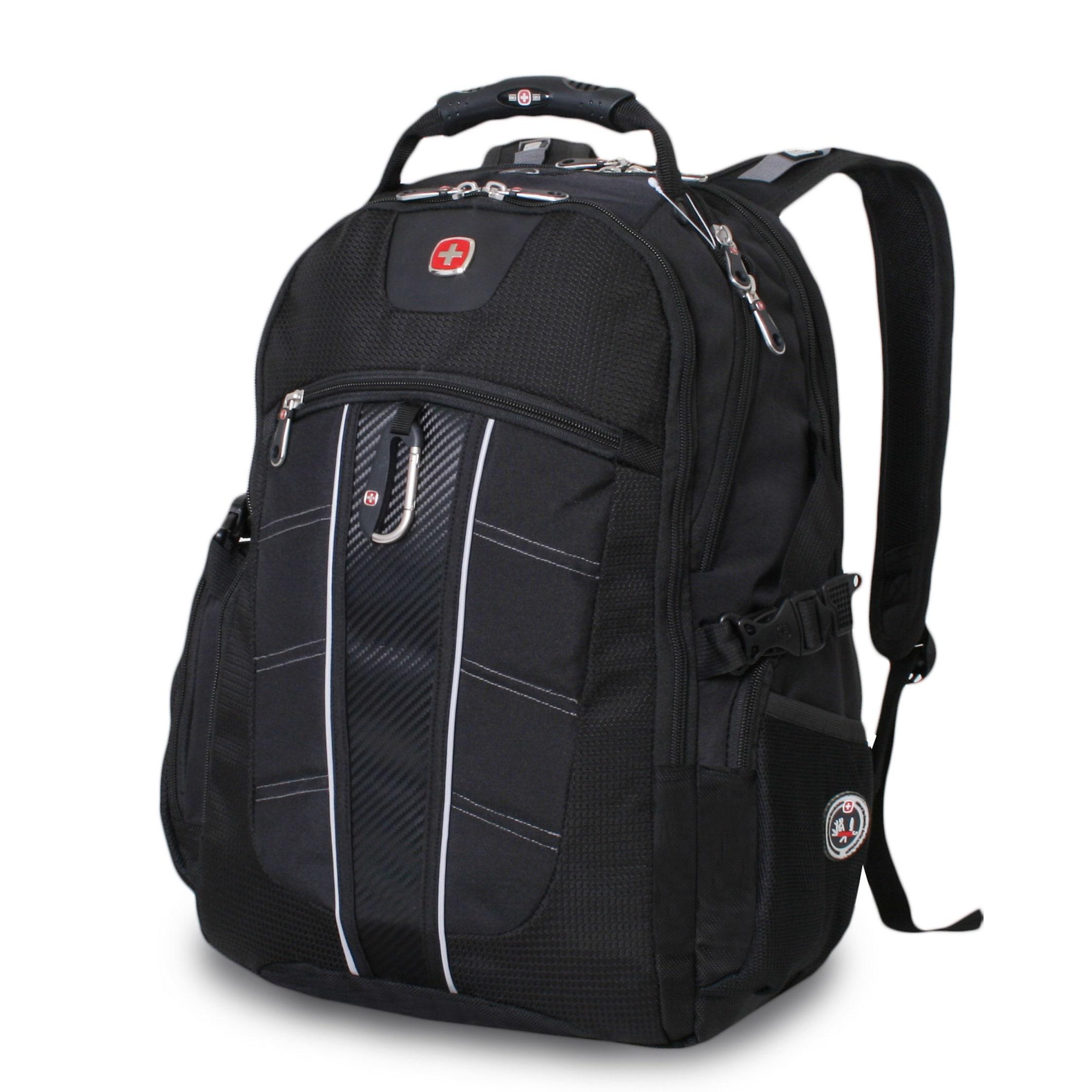 Swissgear Computer Laptop Backpack- Fenix Toulouse Handball 921303d88519d