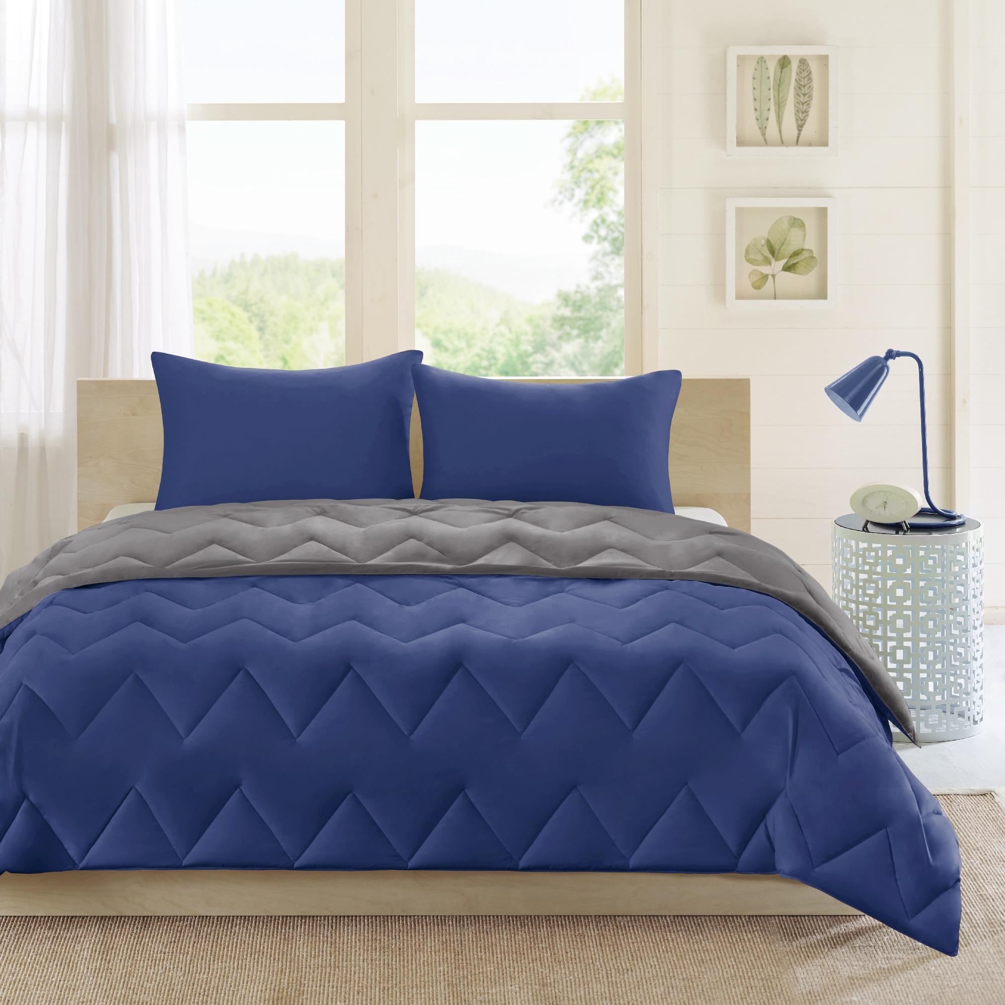 Intelligent Design Penny Reversible Down Alternative Comforter