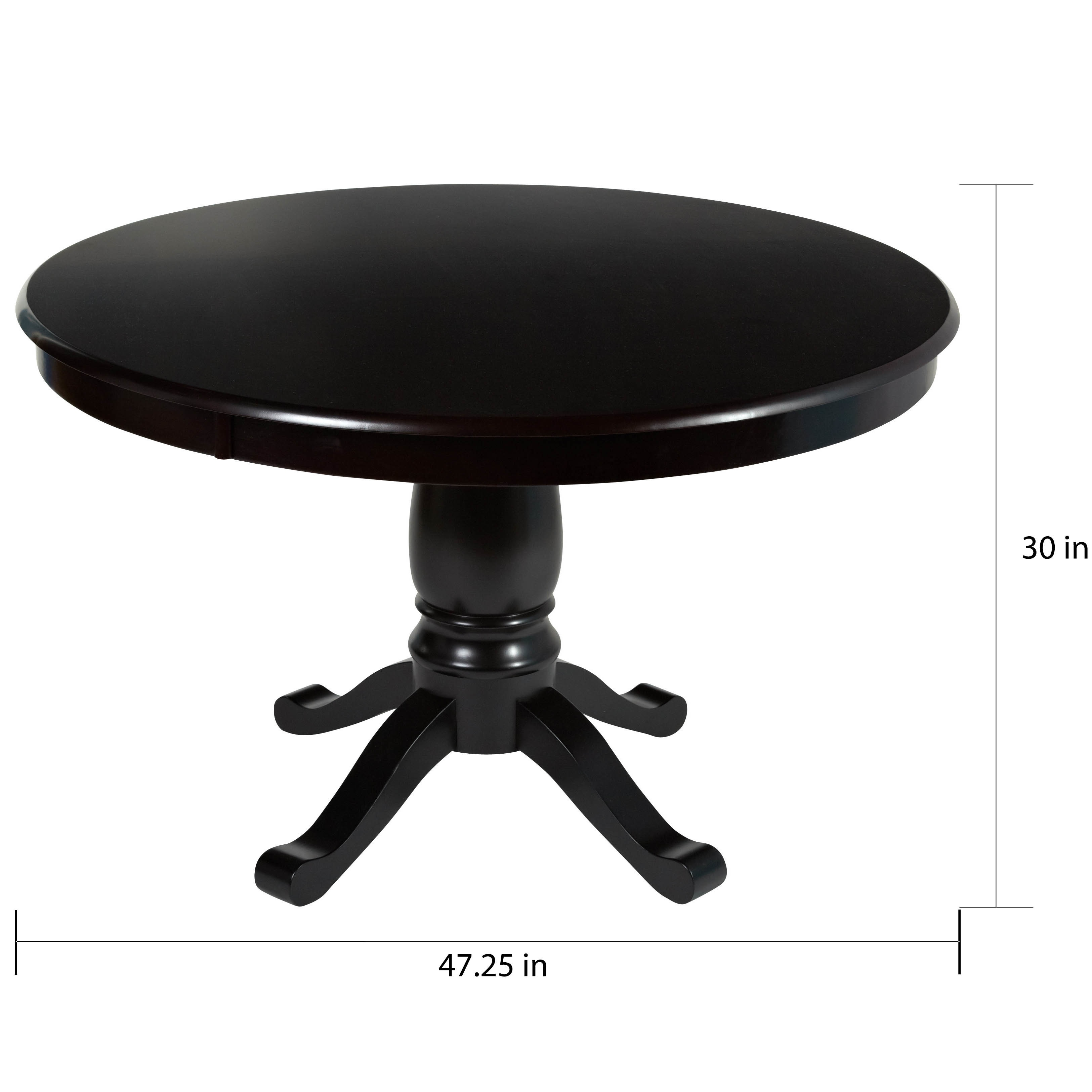furniture chairs dining hooker by more back or with products black rectangle set table pedestal piece oval