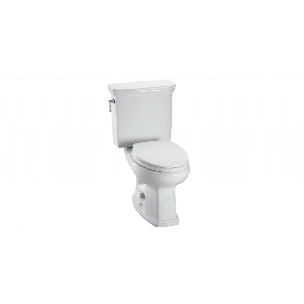Shop Toto Promenade Elongated Two Piece Toilet CST424EF#01 Cotton ...