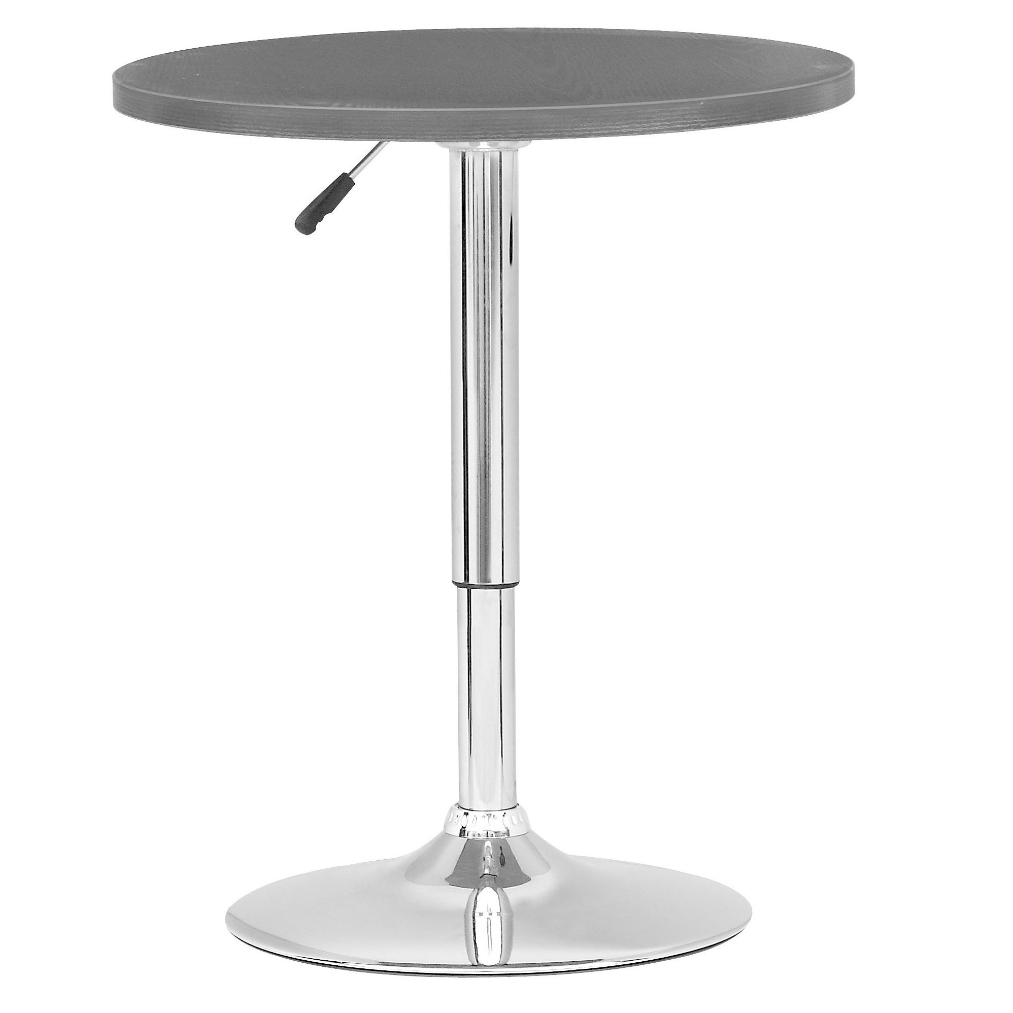 Strick Bolton Finley Adjule Height Round Bar Table