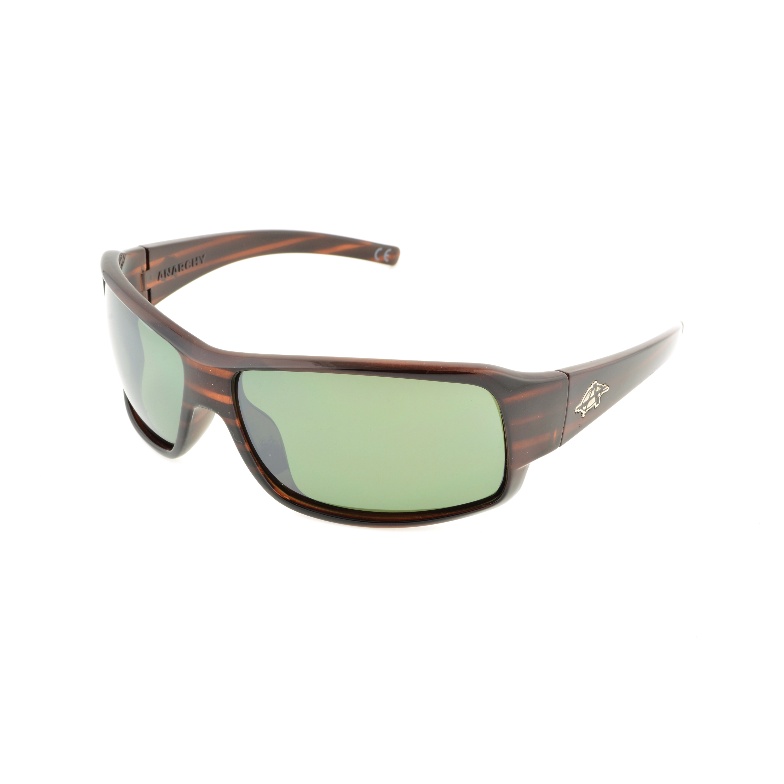 dc85f1895c9 Shop Anarchy Men s  Buster  Polarized Sunglasses - Free Shipping On Orders  Over  45 - Overstock.com - 9169941