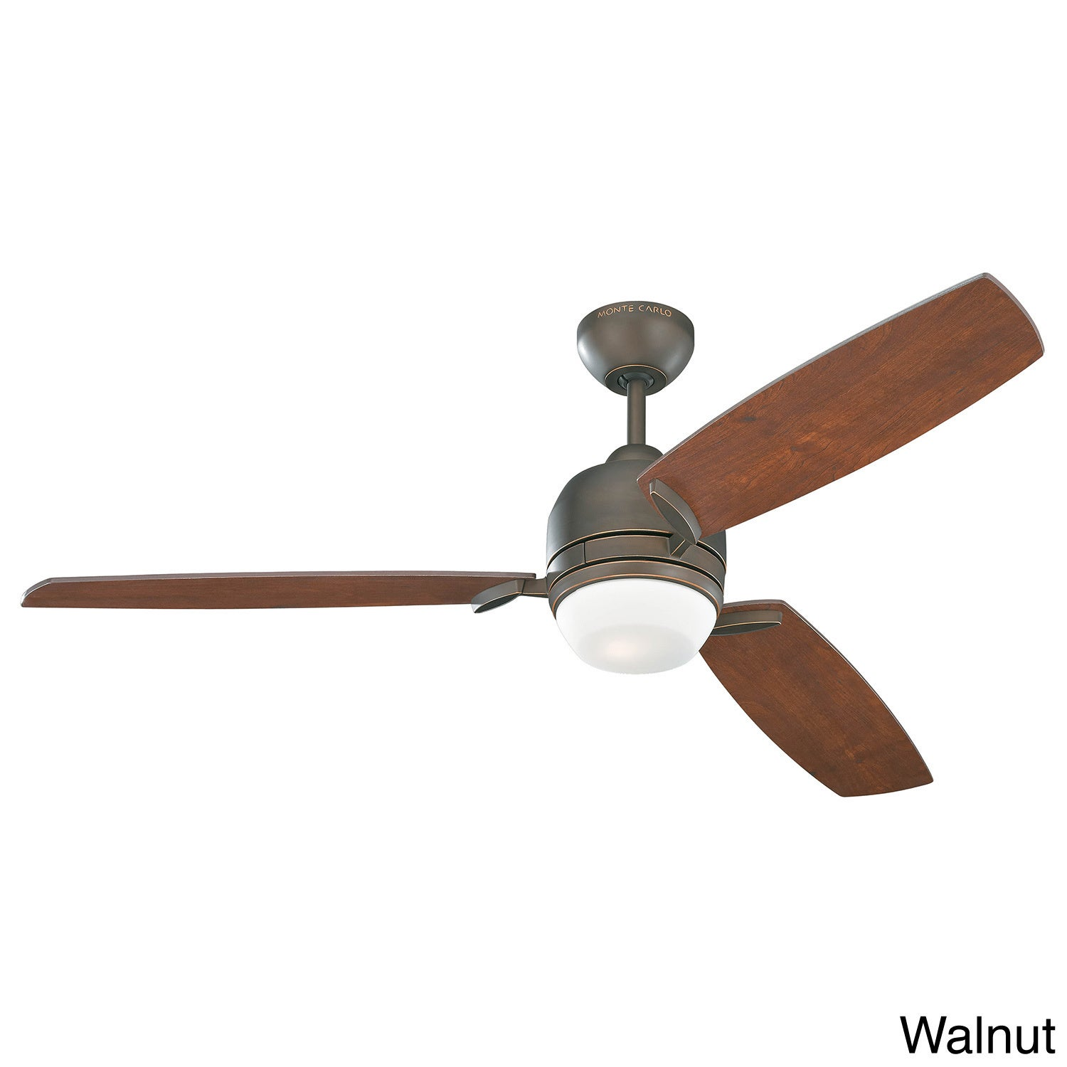 Monte Carlo Muirfield 3 blade Ceiling Fan Free Shipping Today