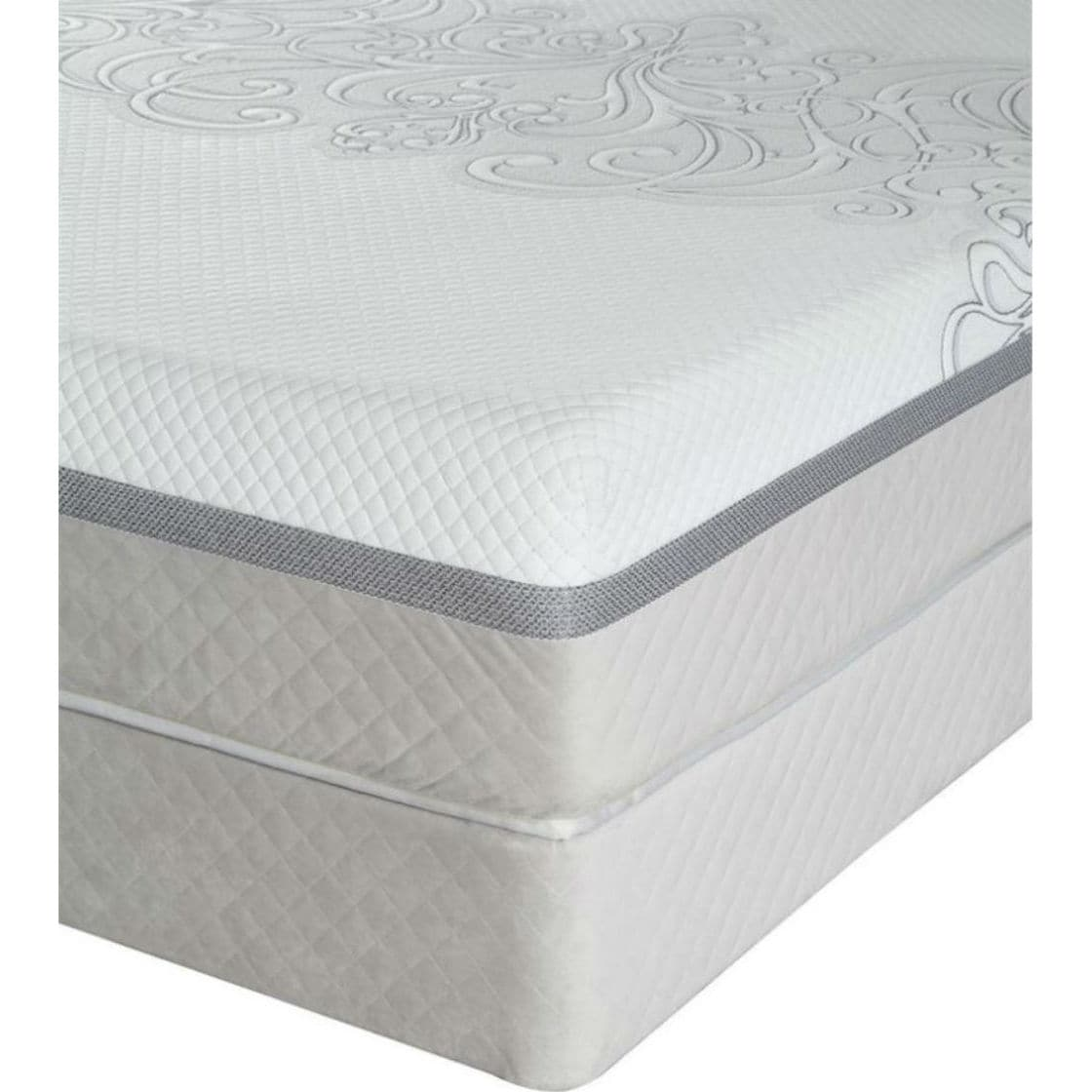 Sealy Posturepedic Hybrid Trust Cushion Firm King Size Mattress Set Free Shipping Today 9182701