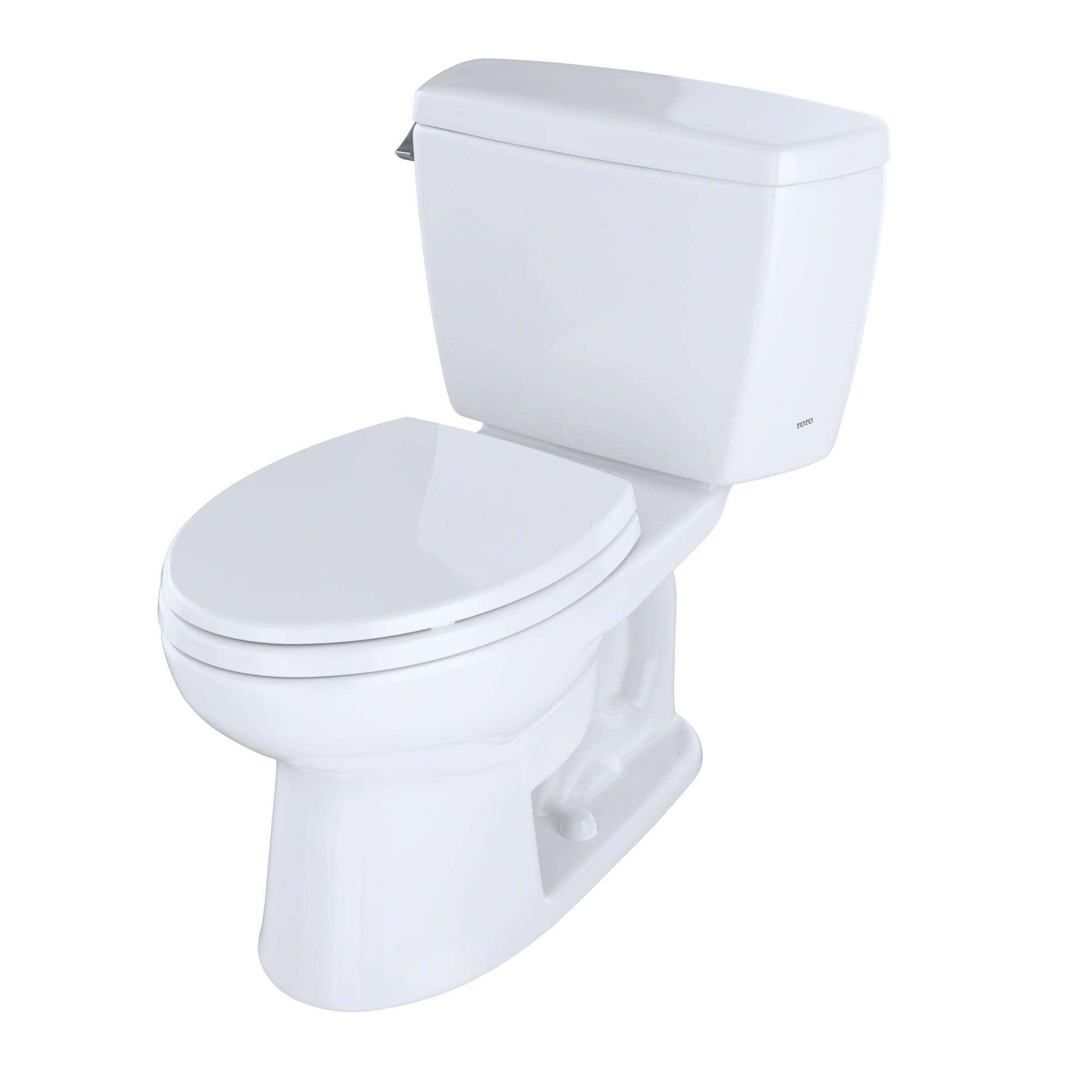 Toto Cw421jsw420jp Putih2 Daftar Harga Terbaru Dan Terlengkap Tx403sb Shower Spray With Stop Valve Putih Shop Drake Two Piece Elongated 16 Gpf Universal Height Toilet