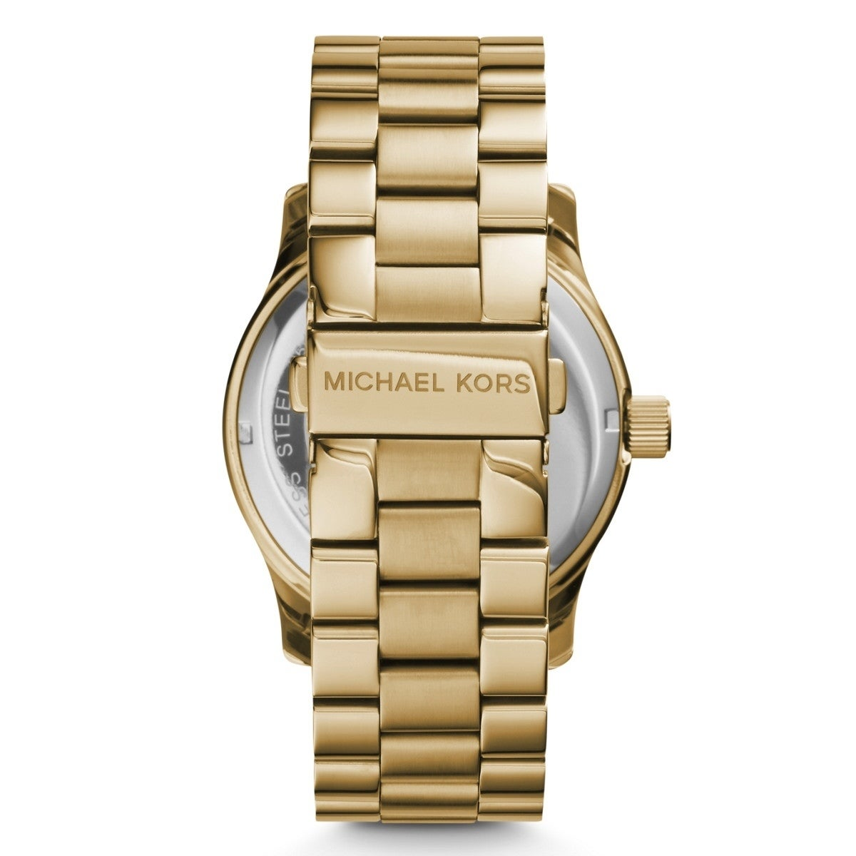 ae587d122922 Shop Michael Kors Women s MK5706 Goldtone Stainless Steel Quartz Watch with  Goldtone Dial - Gold - Free Shipping Today - Overstock - 9183502