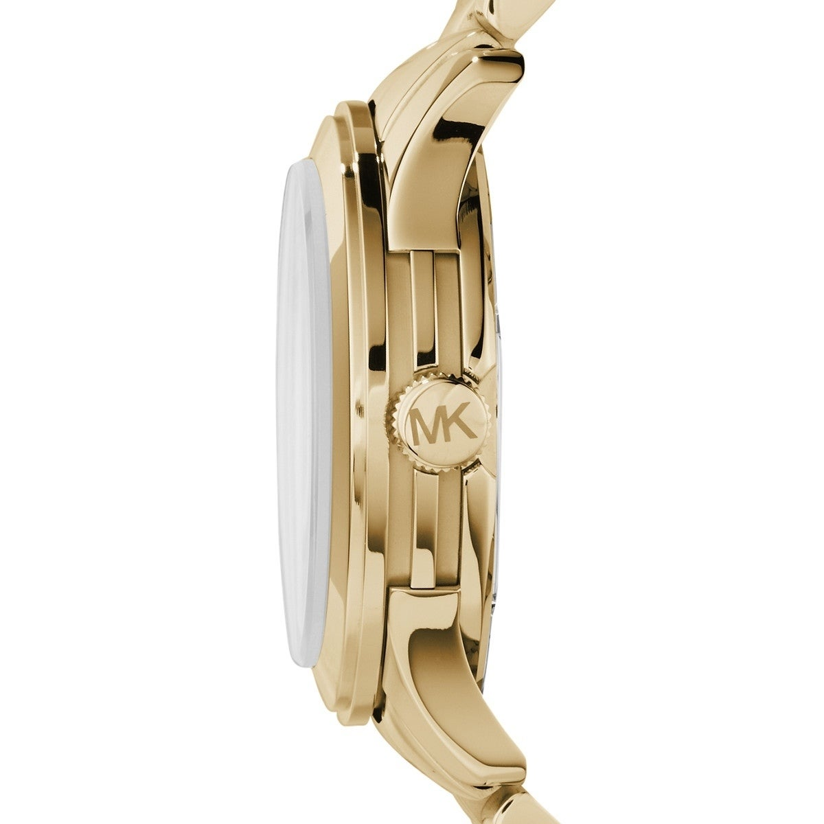 adb4fa1f6875 Shop Michael Kors Women s MK5706 Goldtone Stainless Steel Quartz Watch with  Goldtone Dial - Gold - Free Shipping Today - Overstock - 9183502