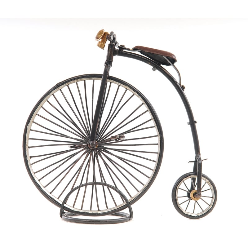 Shop 1870 The Penny Farthing High Wheeler Model Bicycle