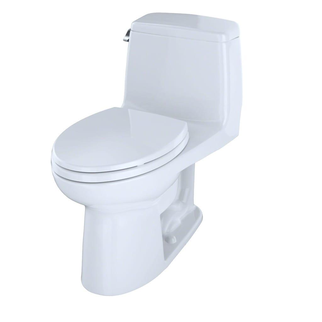 Shop Toto UltraMax One-Piece Elongated 1.6 GPF ADA Compliant Toilet ...