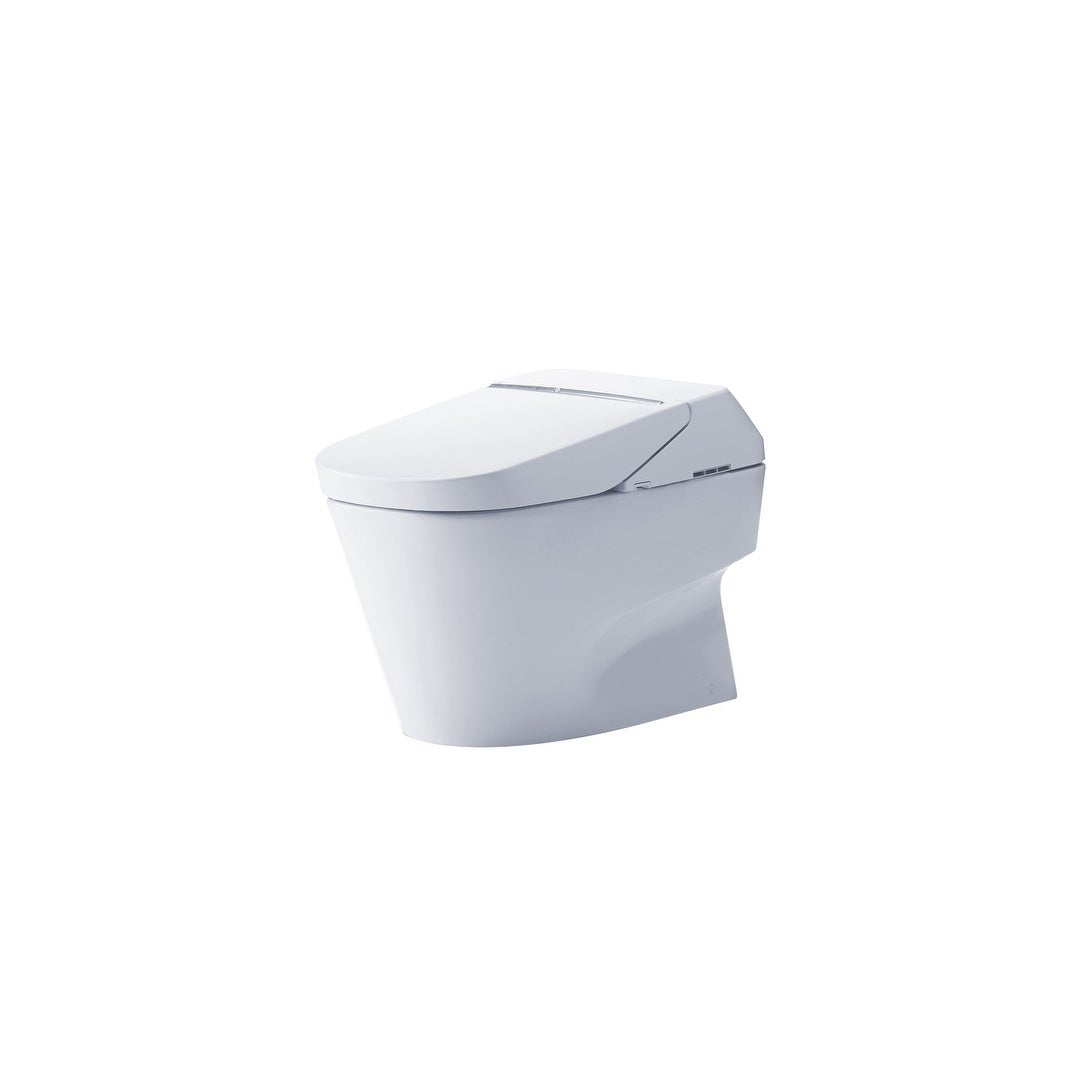 Shop Toto Neorest 700H Dual Flush Toilet, 1.0 & 0.8 GPF MS992CUMFG ...