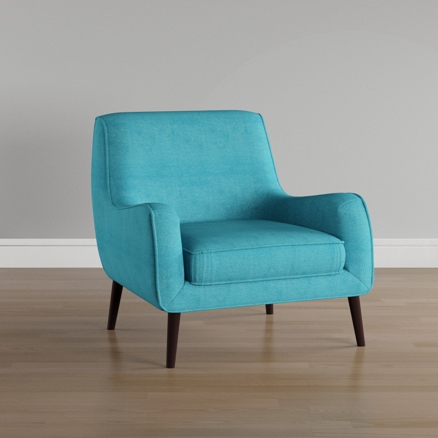 Unique Modern Accent Chair Design