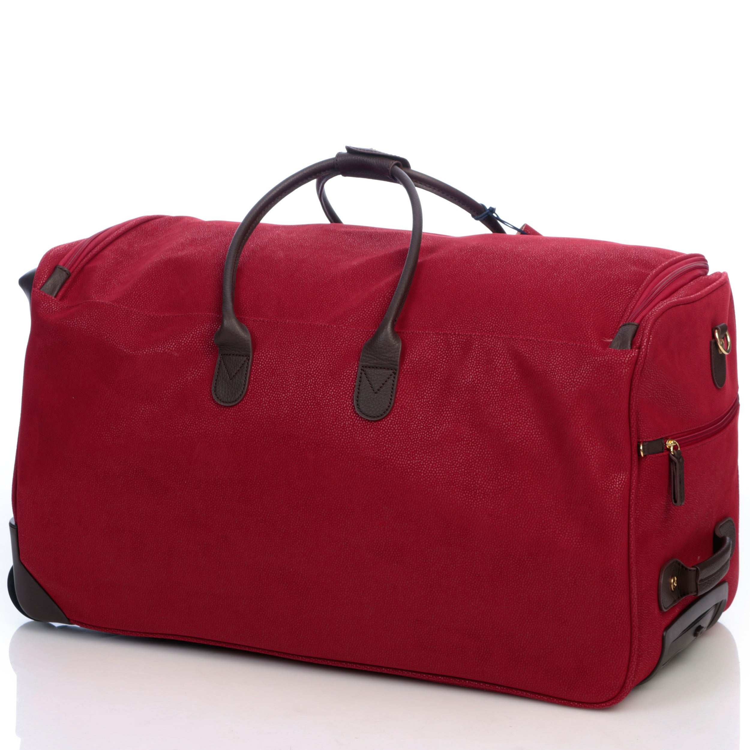 9bc0e0e81d Shop Bric s Life Red 28-inch Rolling Duffel Bag - Free Shipping Today -  Overstock - 9204614