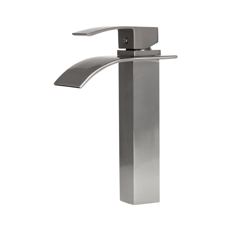 Shop Dyconn Faucet Wye Modern Bathroom / Vessel / Bar Faucet - Free ...