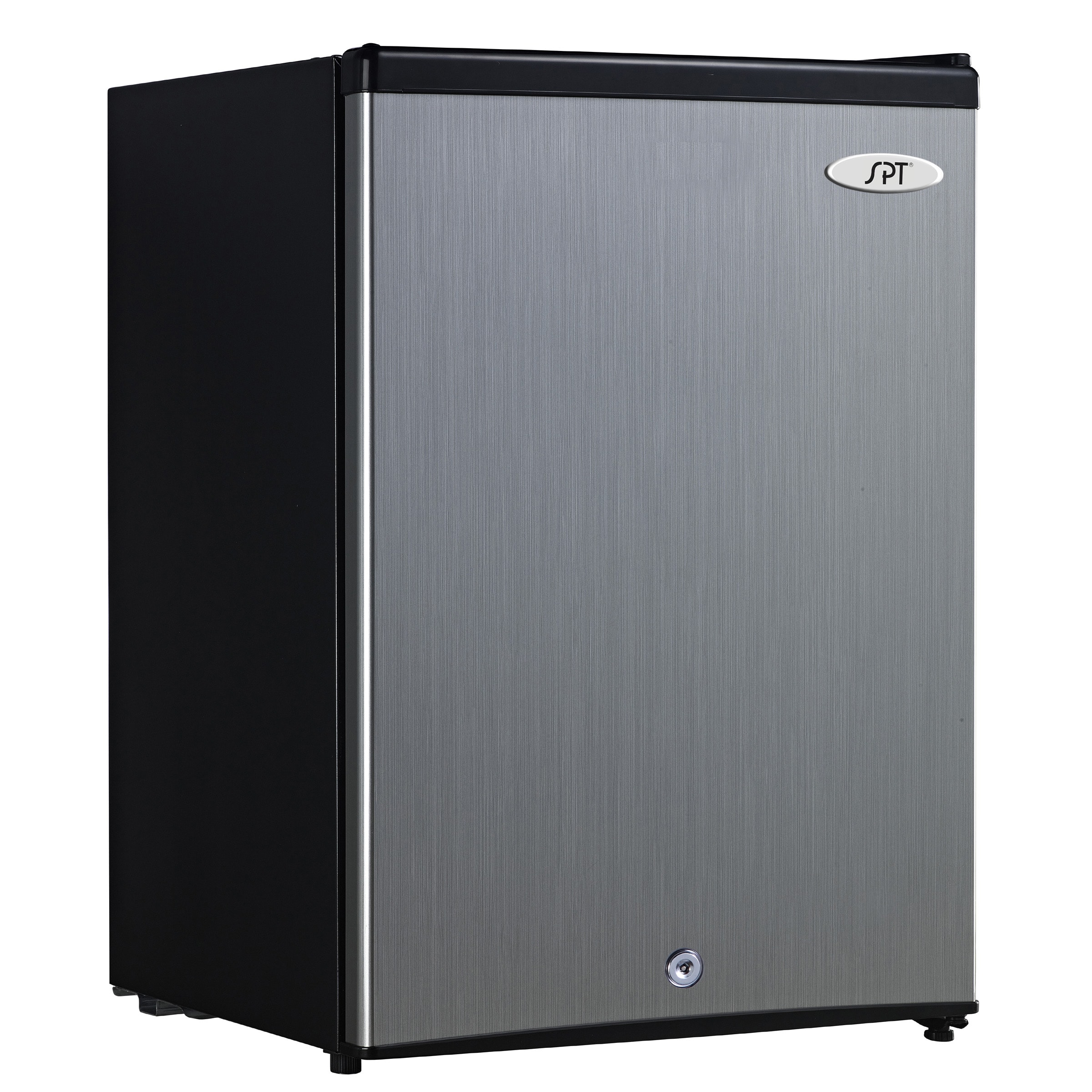 SPT 2.1 Cu. Ft. Stainless Steel Energy Star Upright Freezer - Free ...