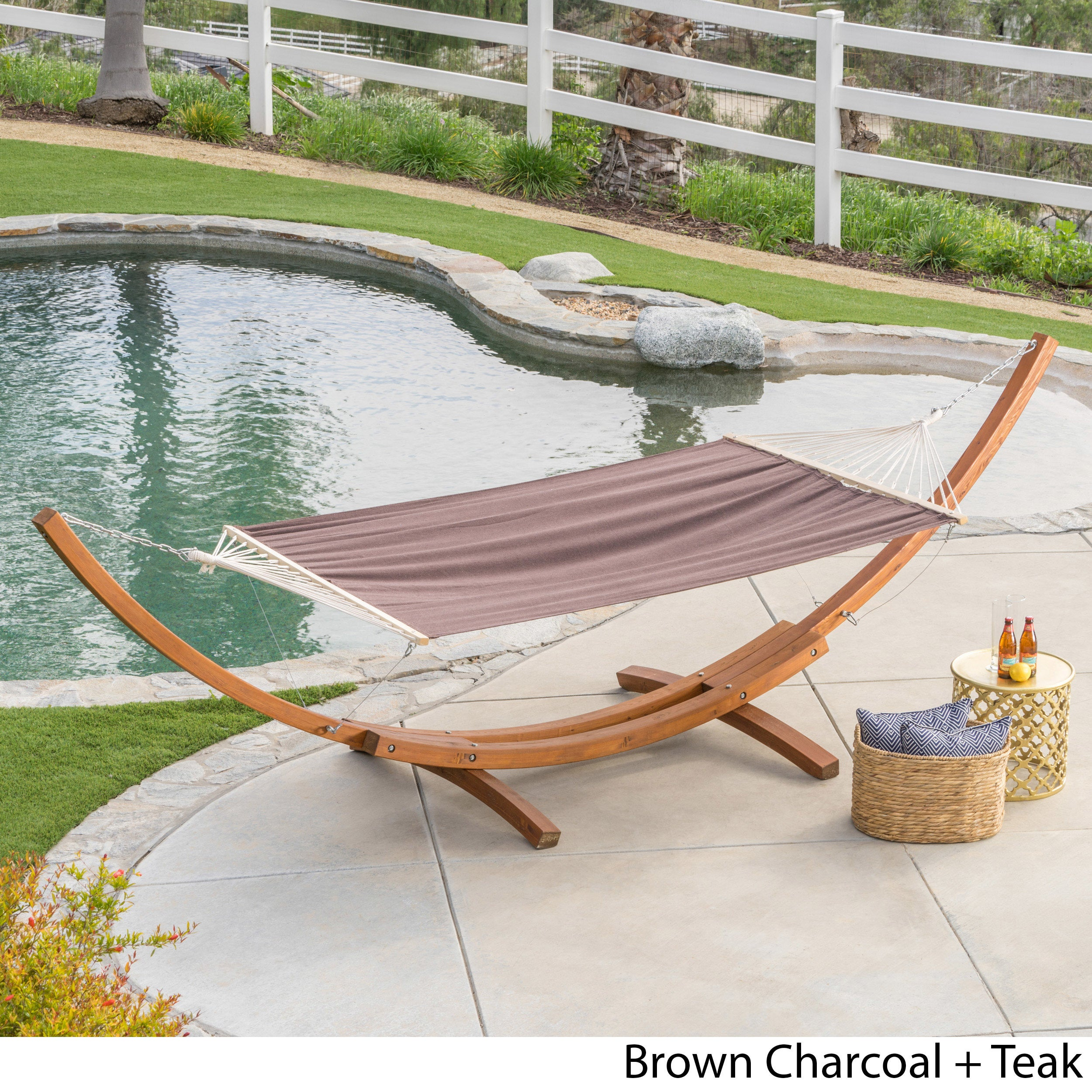 grand cayman hammock by christopher knight home   free shipping today   overstock     16384302 grand cayman hammock by christopher knight home   free shipping      rh   overstock