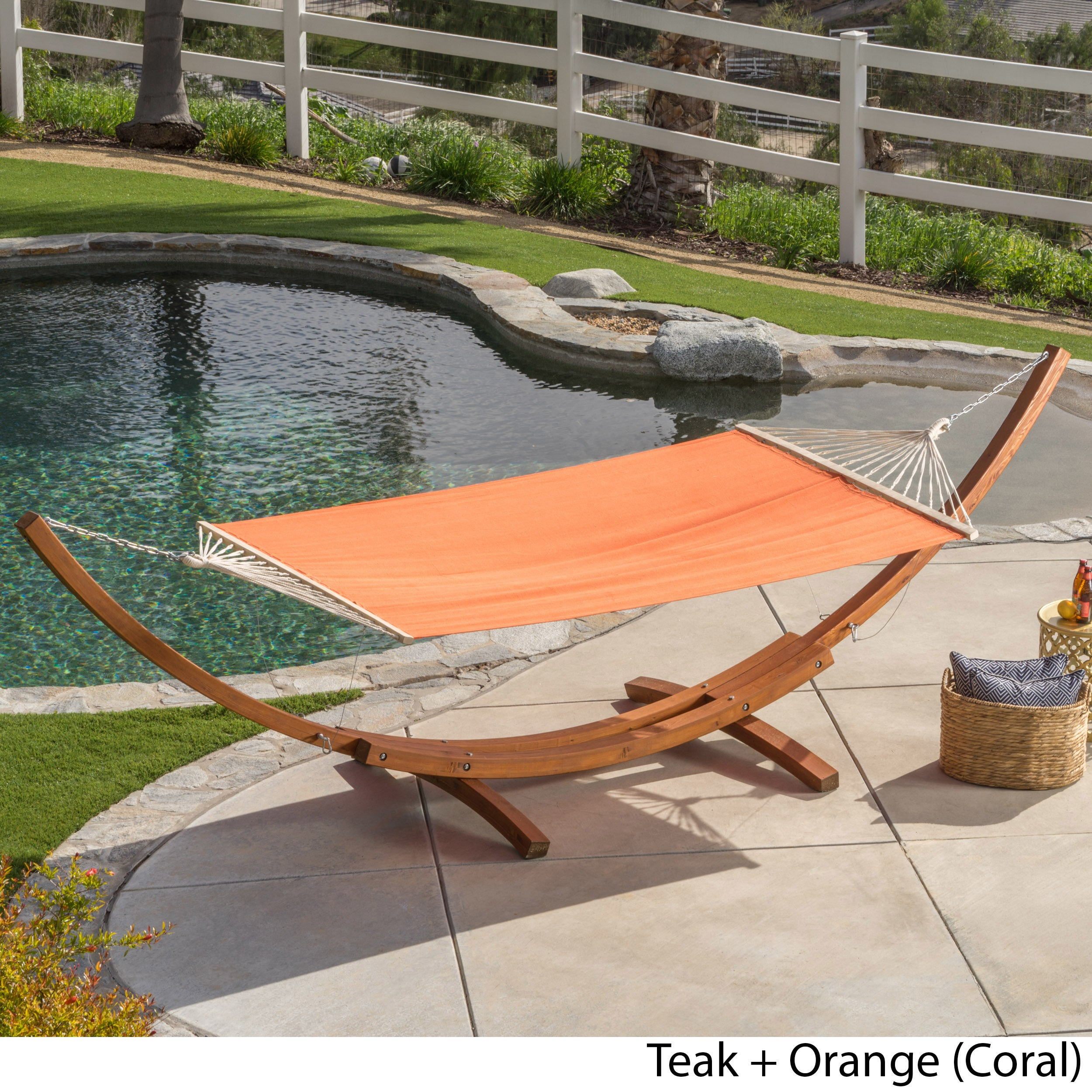 Superieur Shop Grand Cayman Hammock By Christopher Knight Home   Free Shipping Today    Overstock.com   9214685
