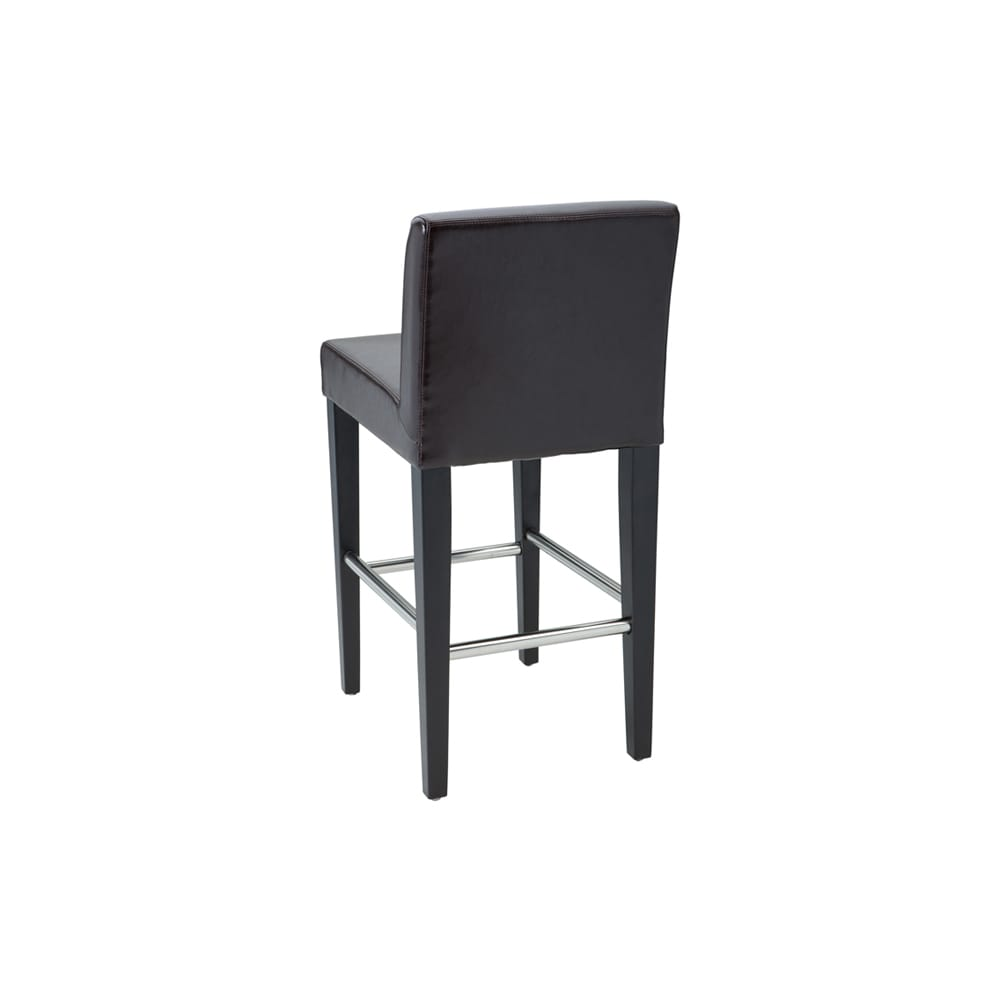 Shop Sunpan 5west Oriana Bonded Leather 26 Counter Stool On