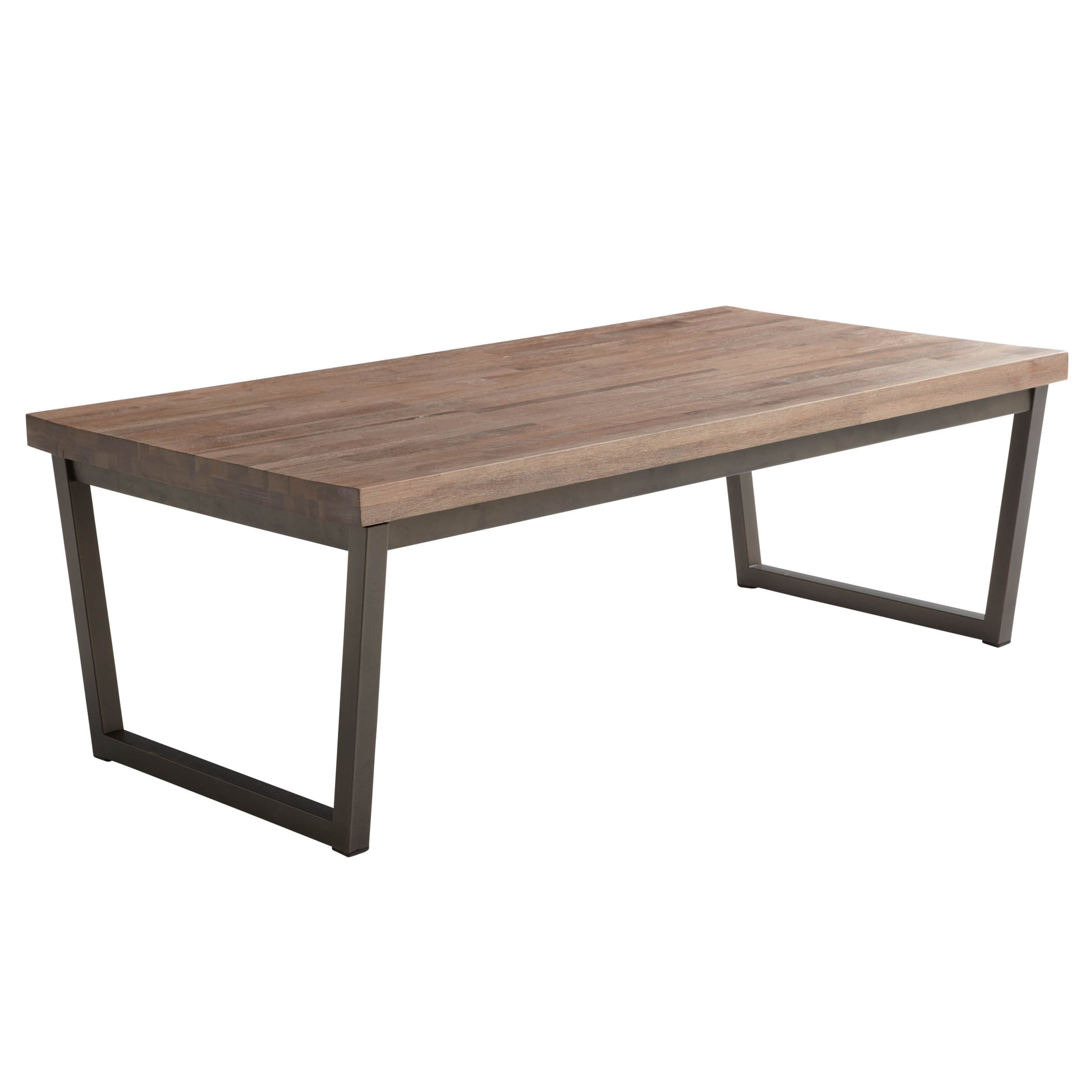 Shop Sunpan Porto Distressed Coffee Table   On Sale   Free Shipping Today    Overstock   9219475