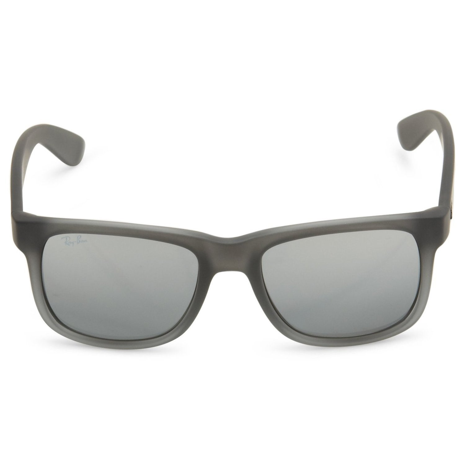 b34d7dff83 Shop Ray-Ban Justin Wayfarer RB4165 Unisex Gray Frame Silver Gradient Lens  Sunglasses - Free Shipping Today - Overstock - 9231220