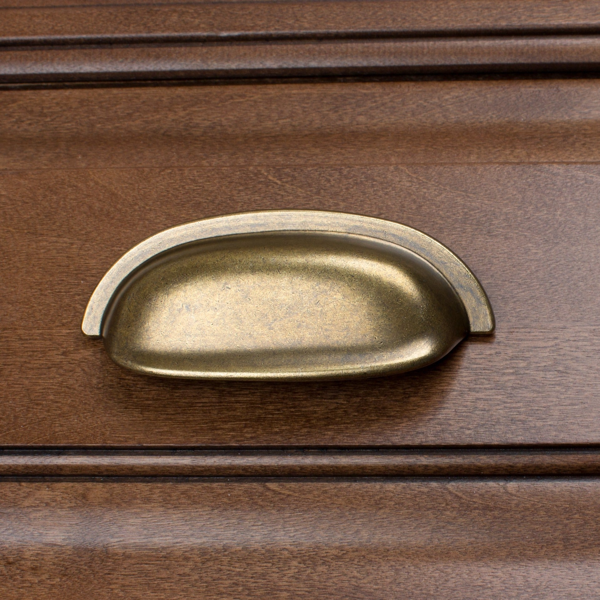 Shop GlideRite 2.5 Inch CC Antique Brass Classic Bin Cabinet Pulls (Pack Of  10)   Free Shipping On Orders Over $45   Overstock.com   9232087