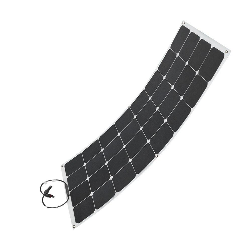 Renogy 400 Watts 12 Volts Monocrystalline Bendable Solar Panel Boat Kit