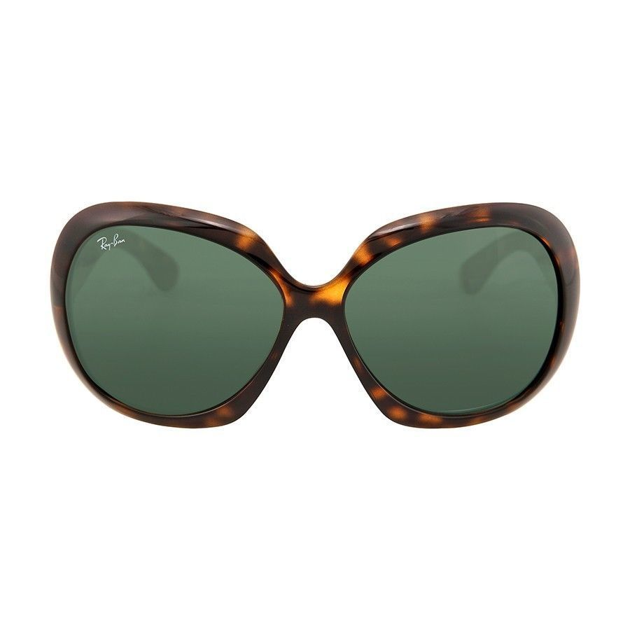 ad5b6f3ee2 Shop RayBan RB4098 Jackie OHH II Sunglasses Tortoise  Green Classic 60mm -  Tortoise - Free Shipping Today - Overstock - 9251965