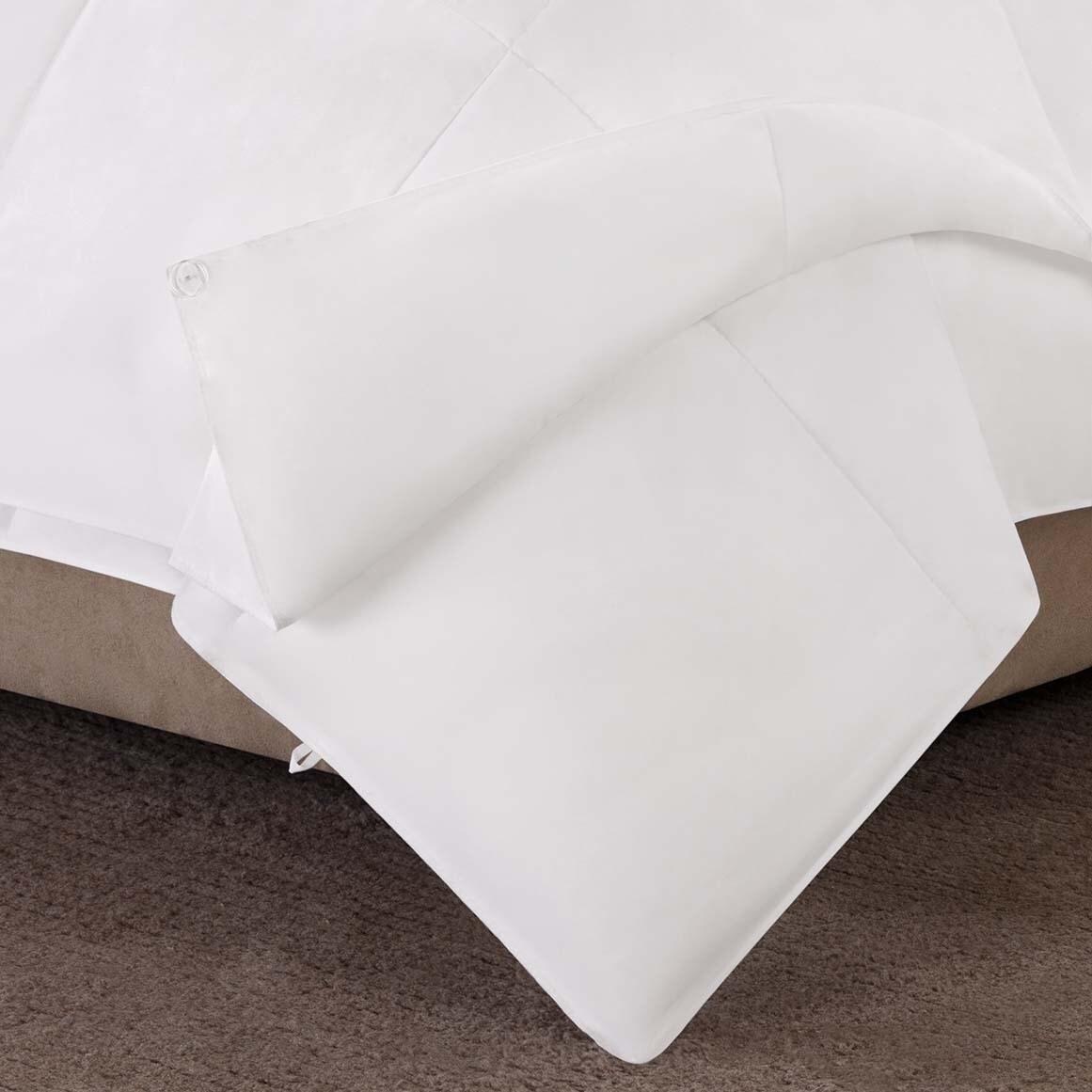 Sleep Philosophy Canton All Season 2 in 1 Down Alternative Comforter ...