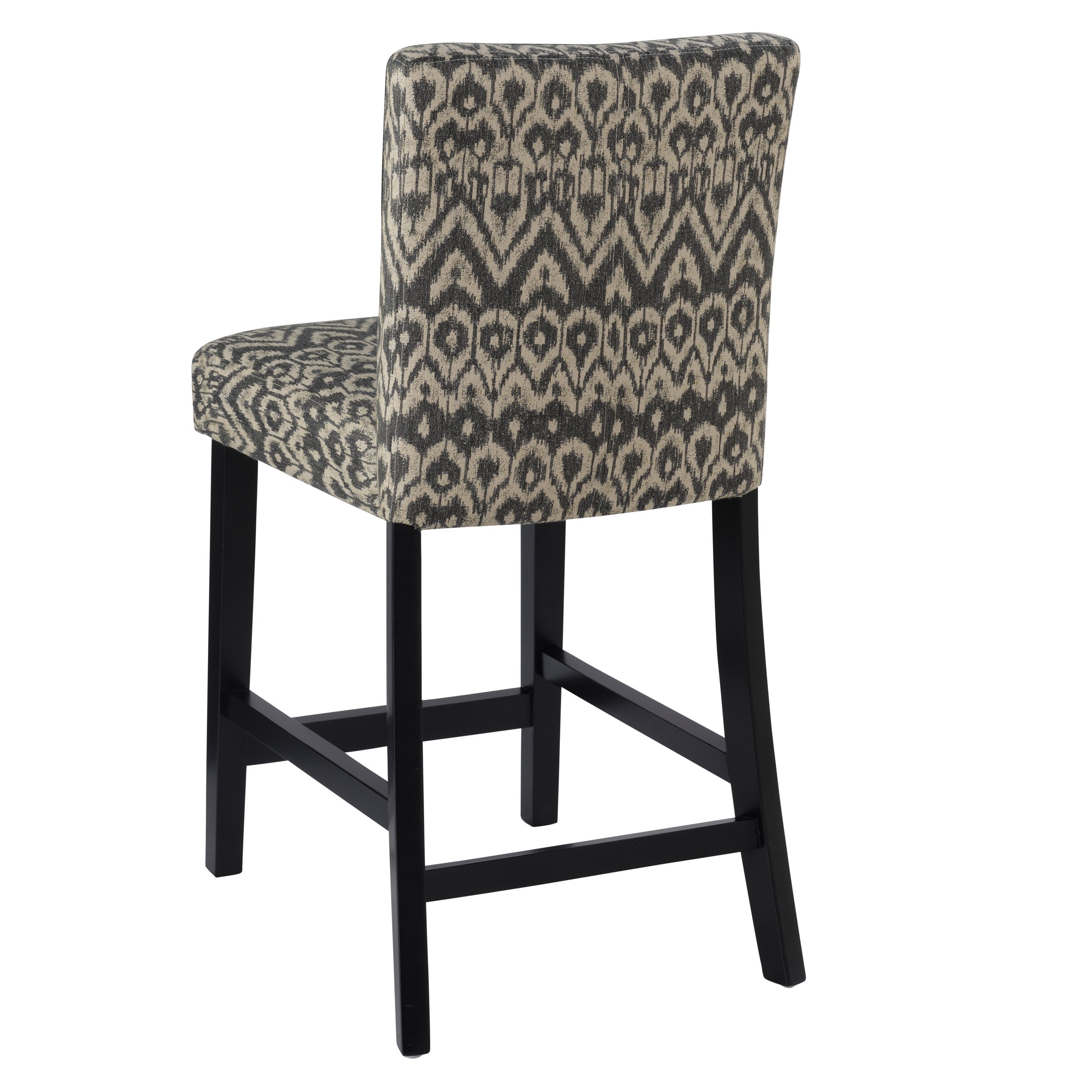Shop linon marrakesh counter height stool driftwood free shipping today overstock com 9273265