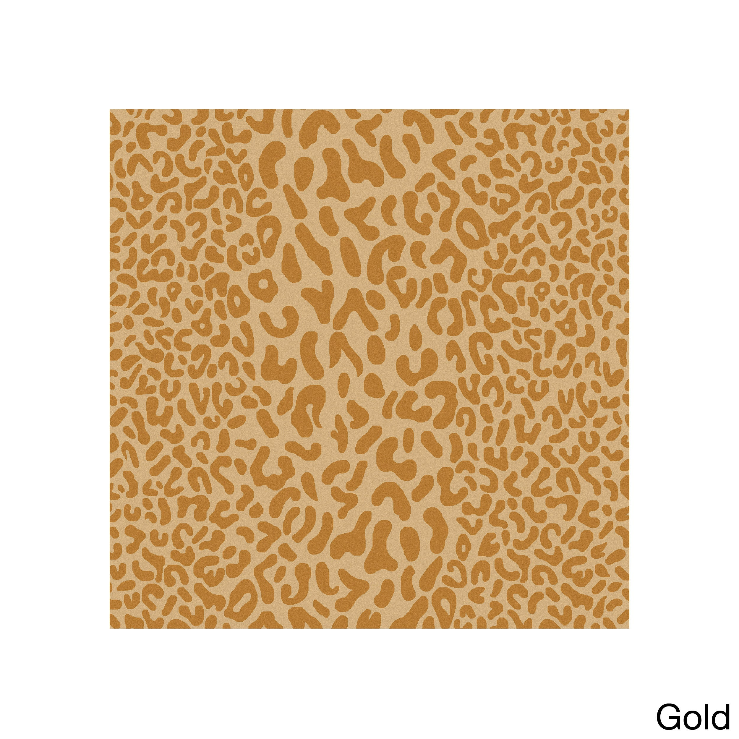 black p rug rectangle print wild area gold leopard hooked rugs
