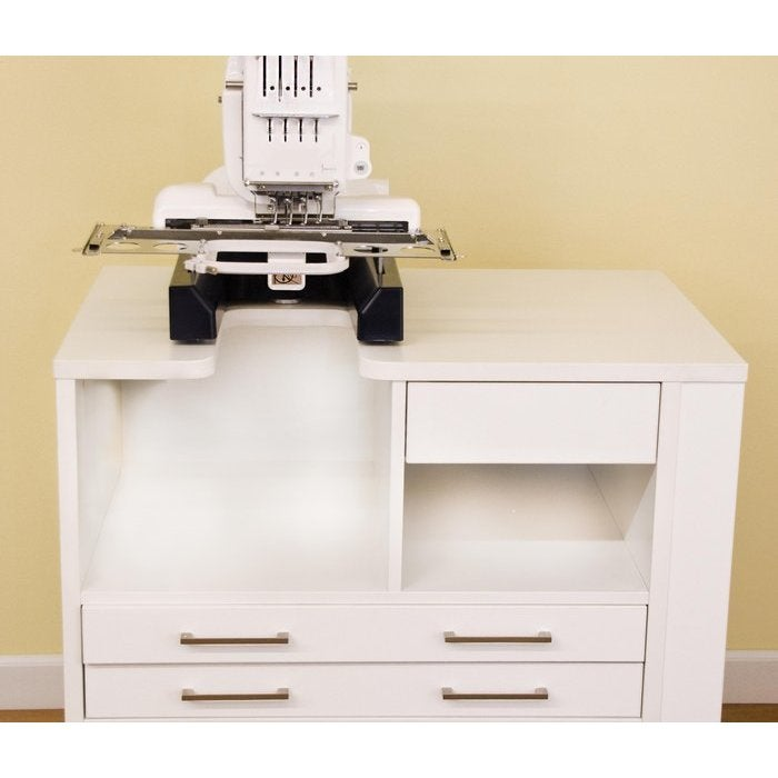 Arrow Ava Embroidery Sewing Machine Table Furniture Cabinet For Baby Lock And Brother Machines Free Shipping Today 9291337